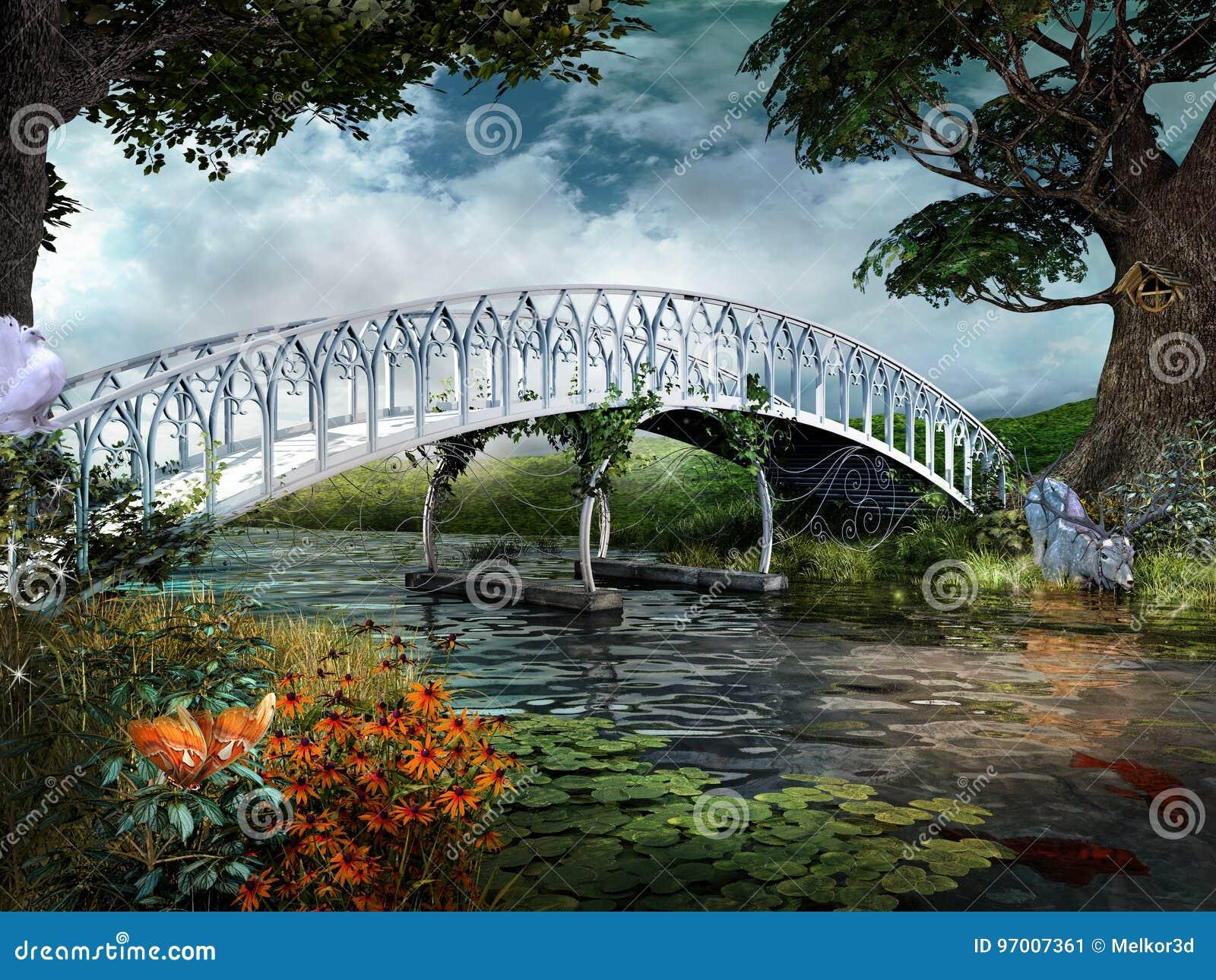 El puente misterioso