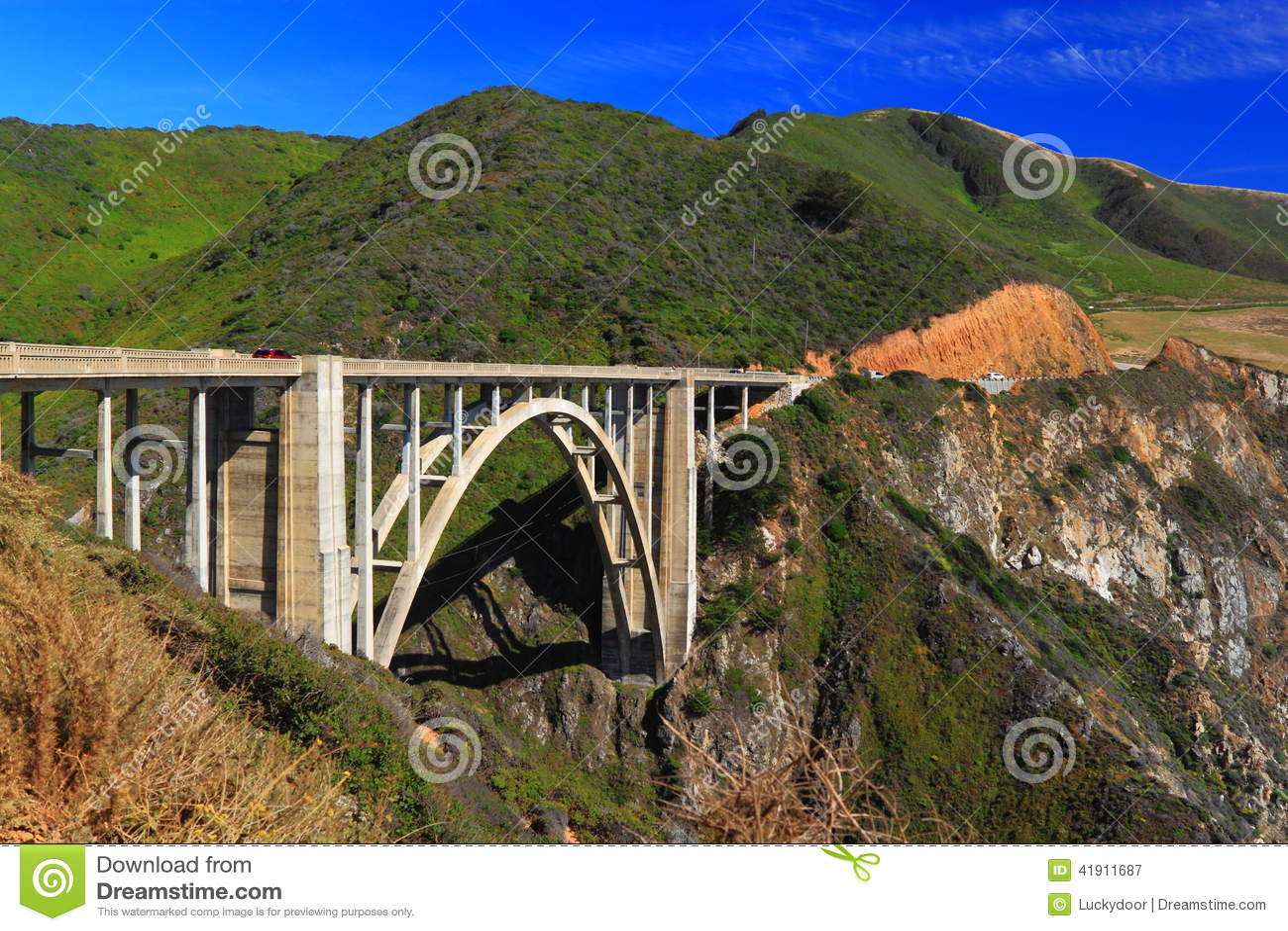 Puente histórico de Bixby