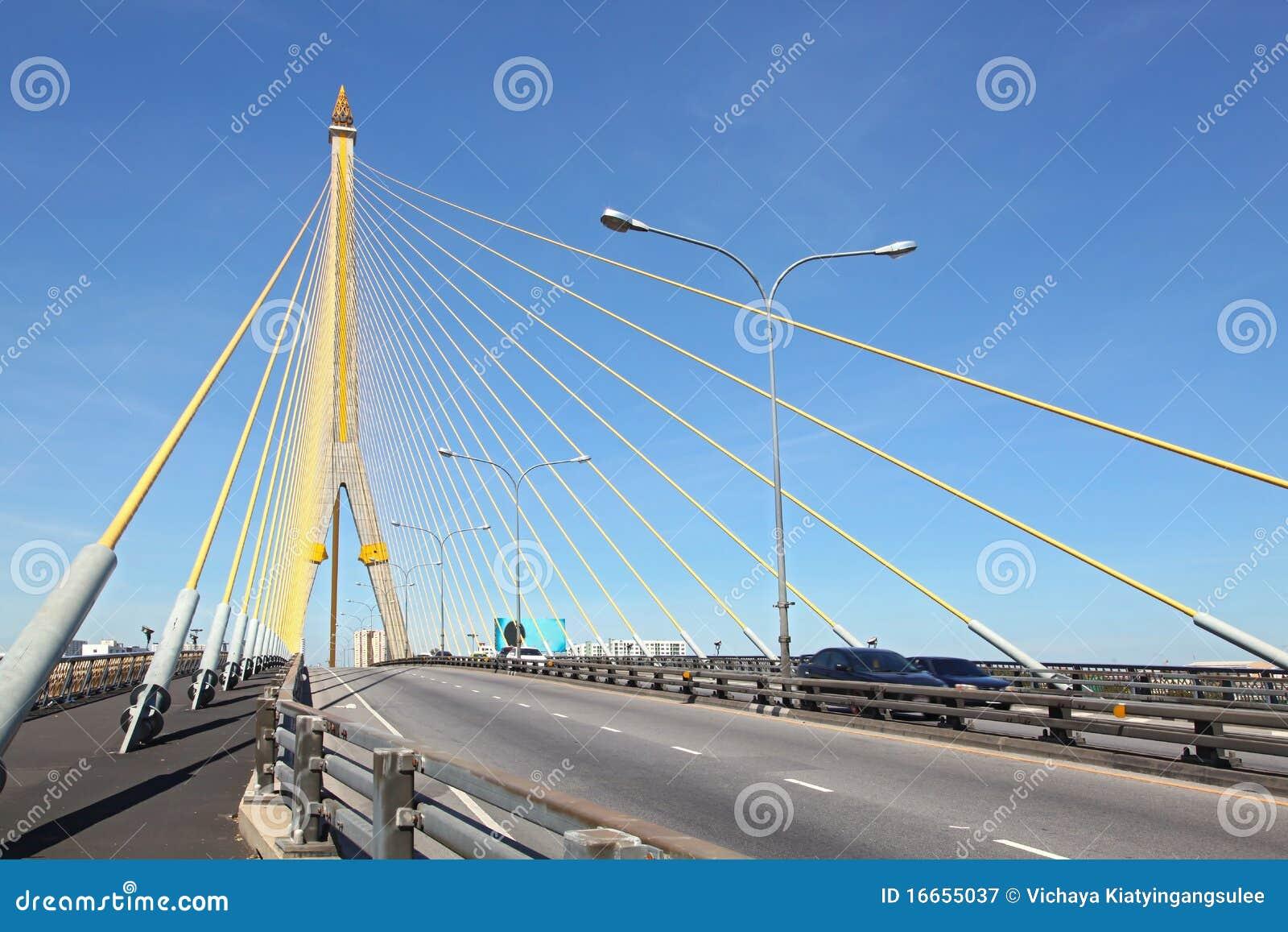Puente mega de la honda, Rama 8