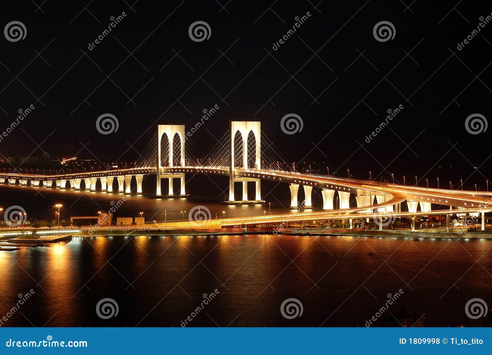 Puente pálido de Sai, Macau