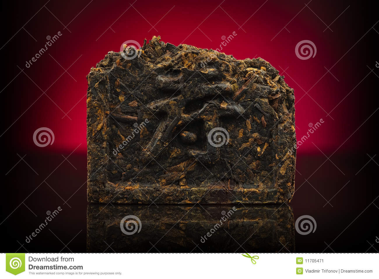 Puer China  city pictures gallery : Puer Chinese Tea Stock Image Image: 11705471