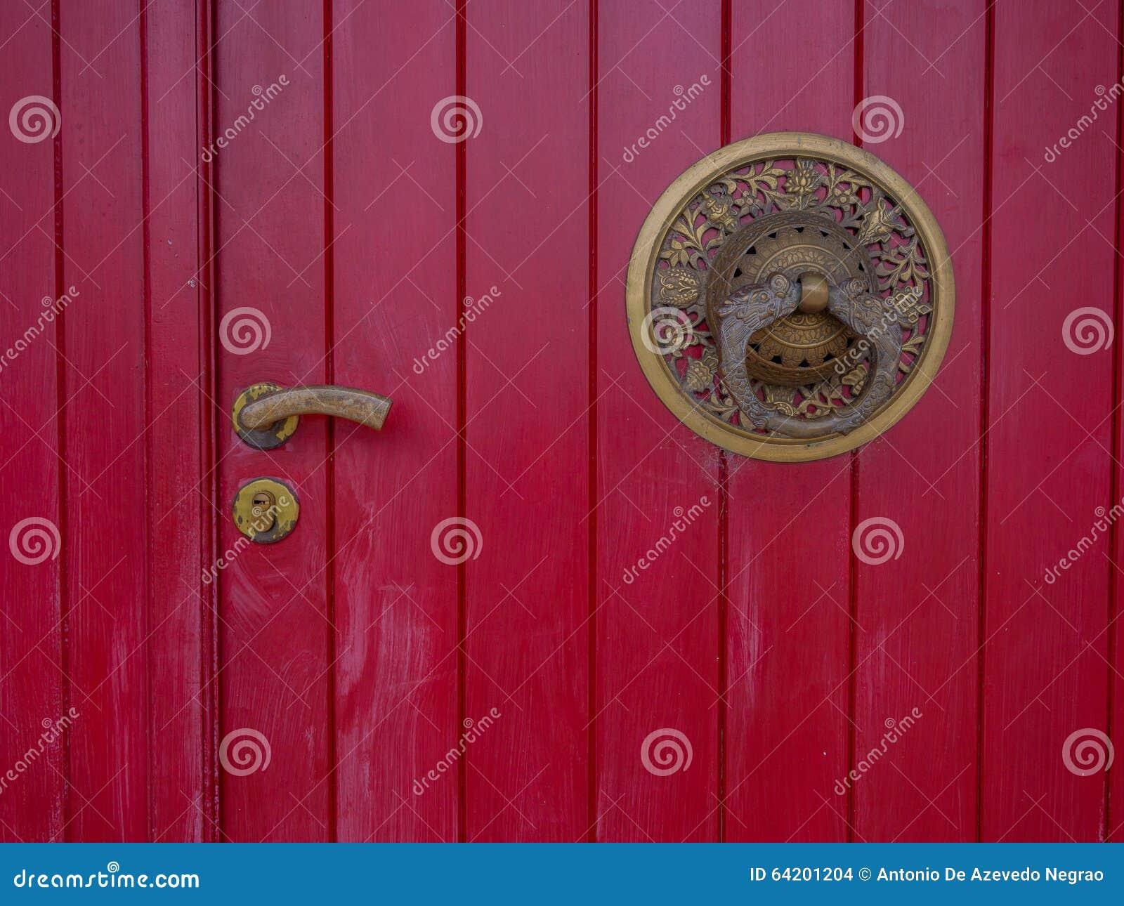 Puerta budista