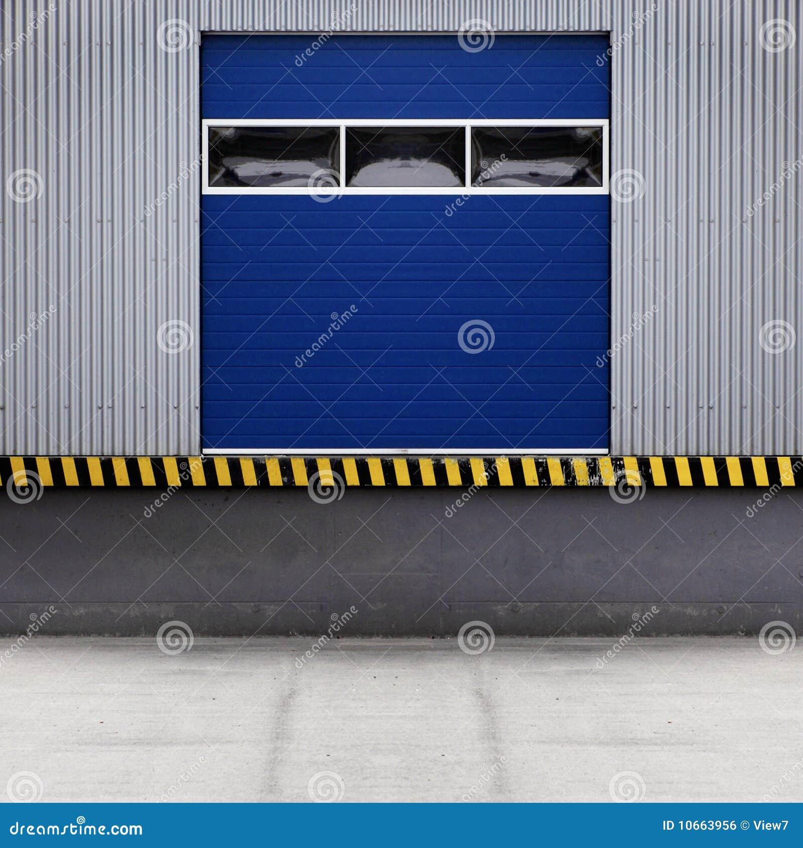 Puerta de carga