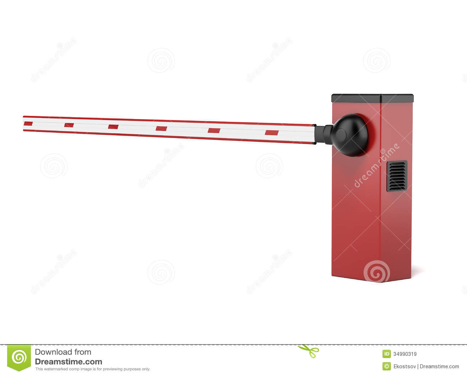 Puerta de la barrera