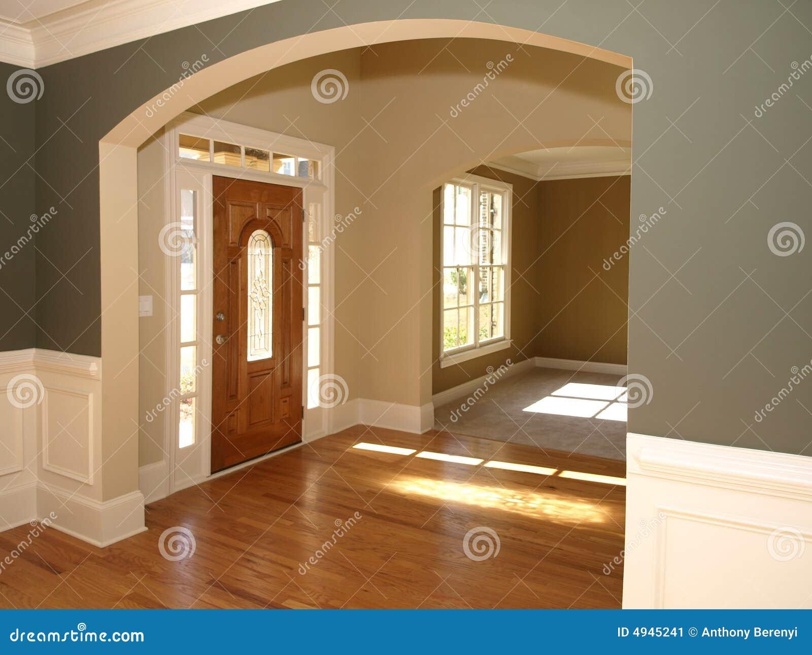 Puerta de lujo del vidrio manchado con la entrada del arco - Puertas de entrada con cristal ...