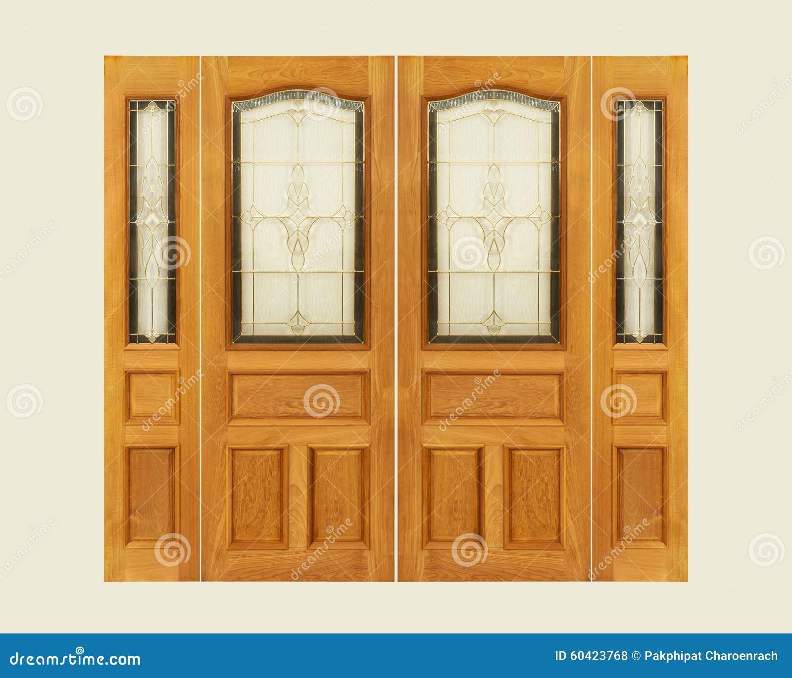 Puertas madera y vidrio stunning armario de puertas for Puertas interiores de madera con vidrio