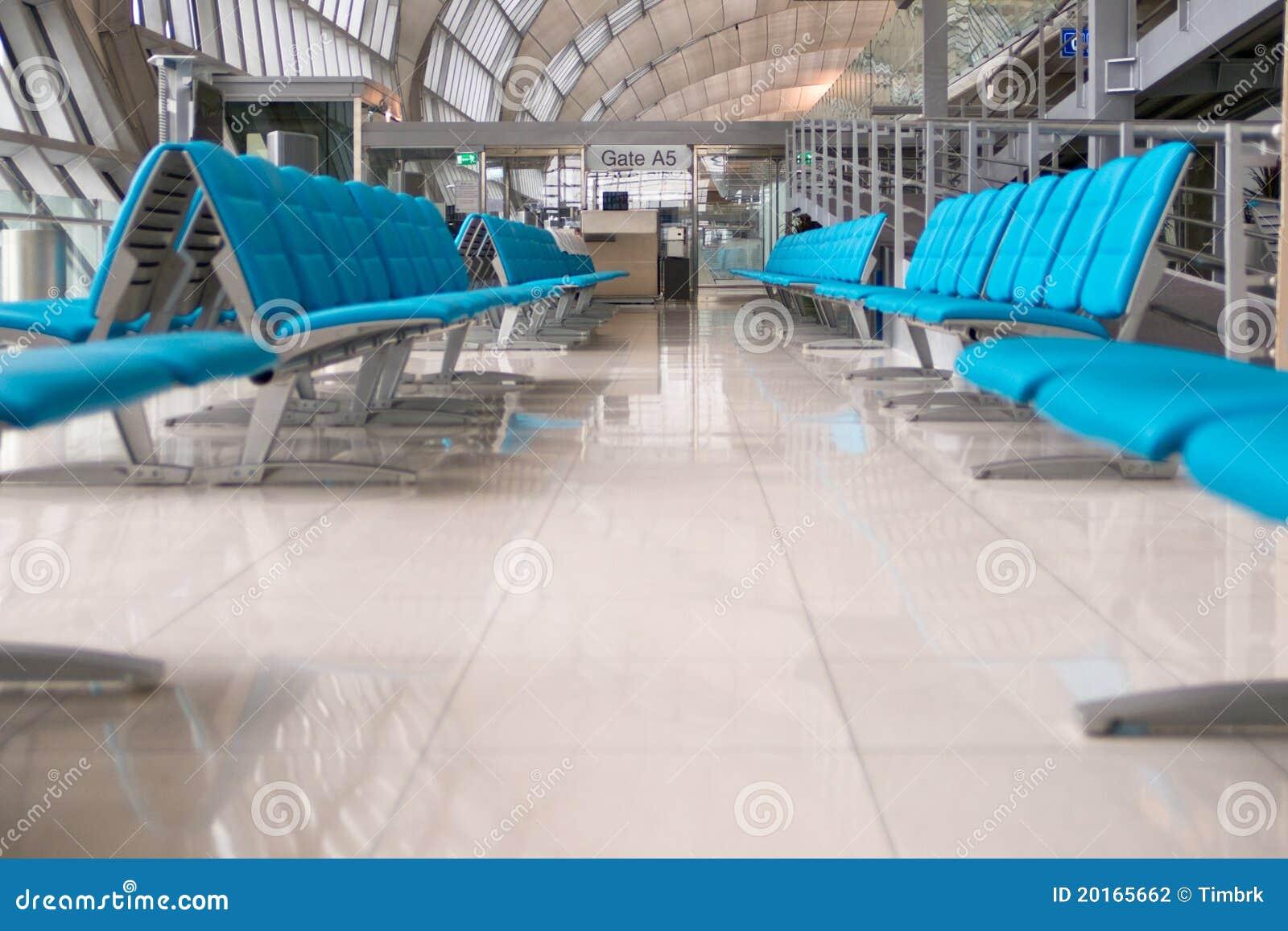 Puerta del aeropuerto