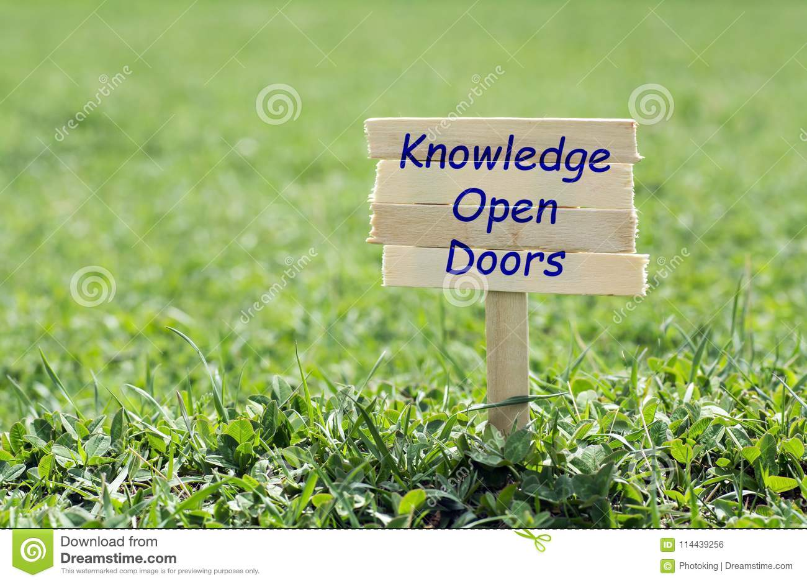 Puertas abiertas del conocimiento