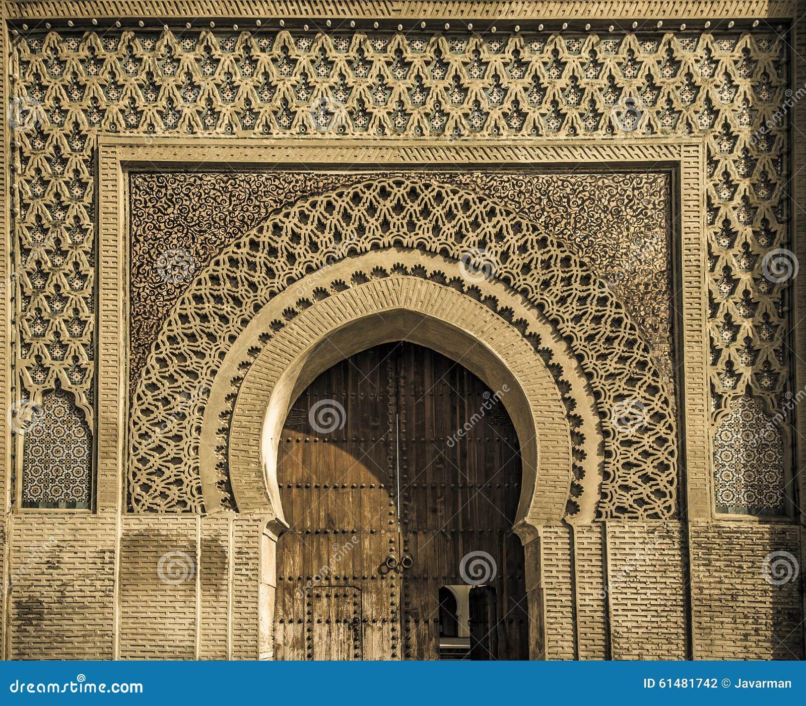 marruecos puertas