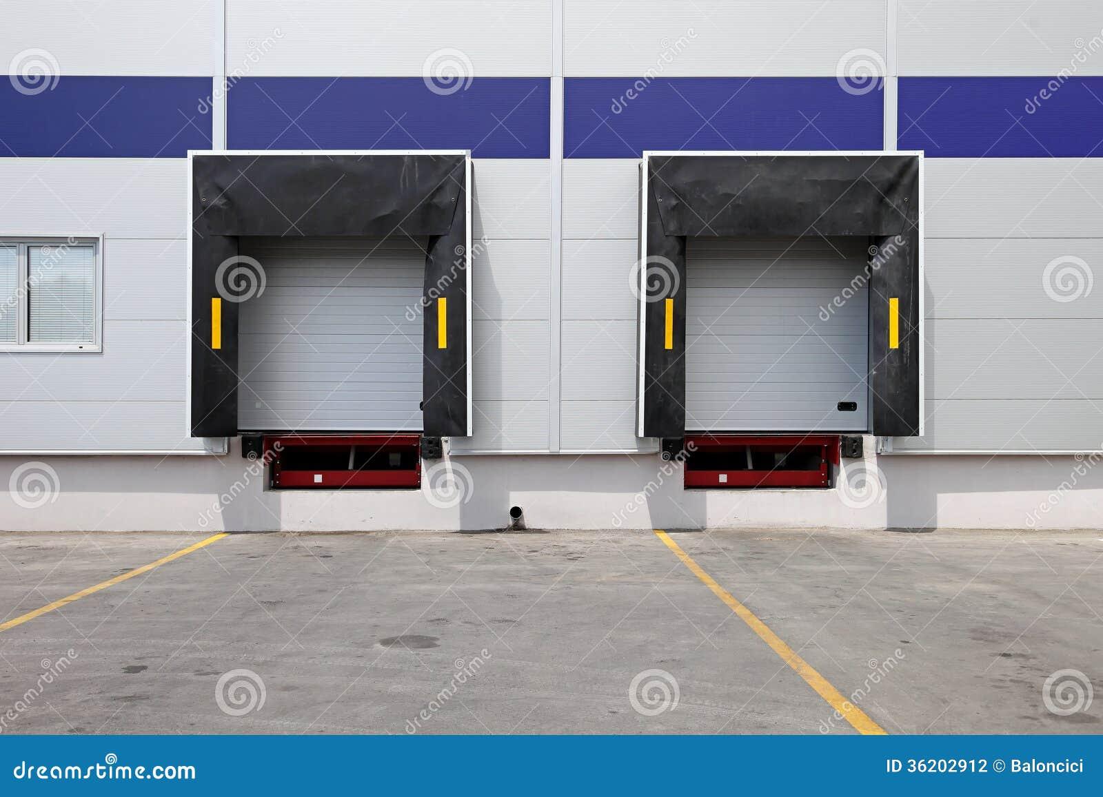 Puertas de carga