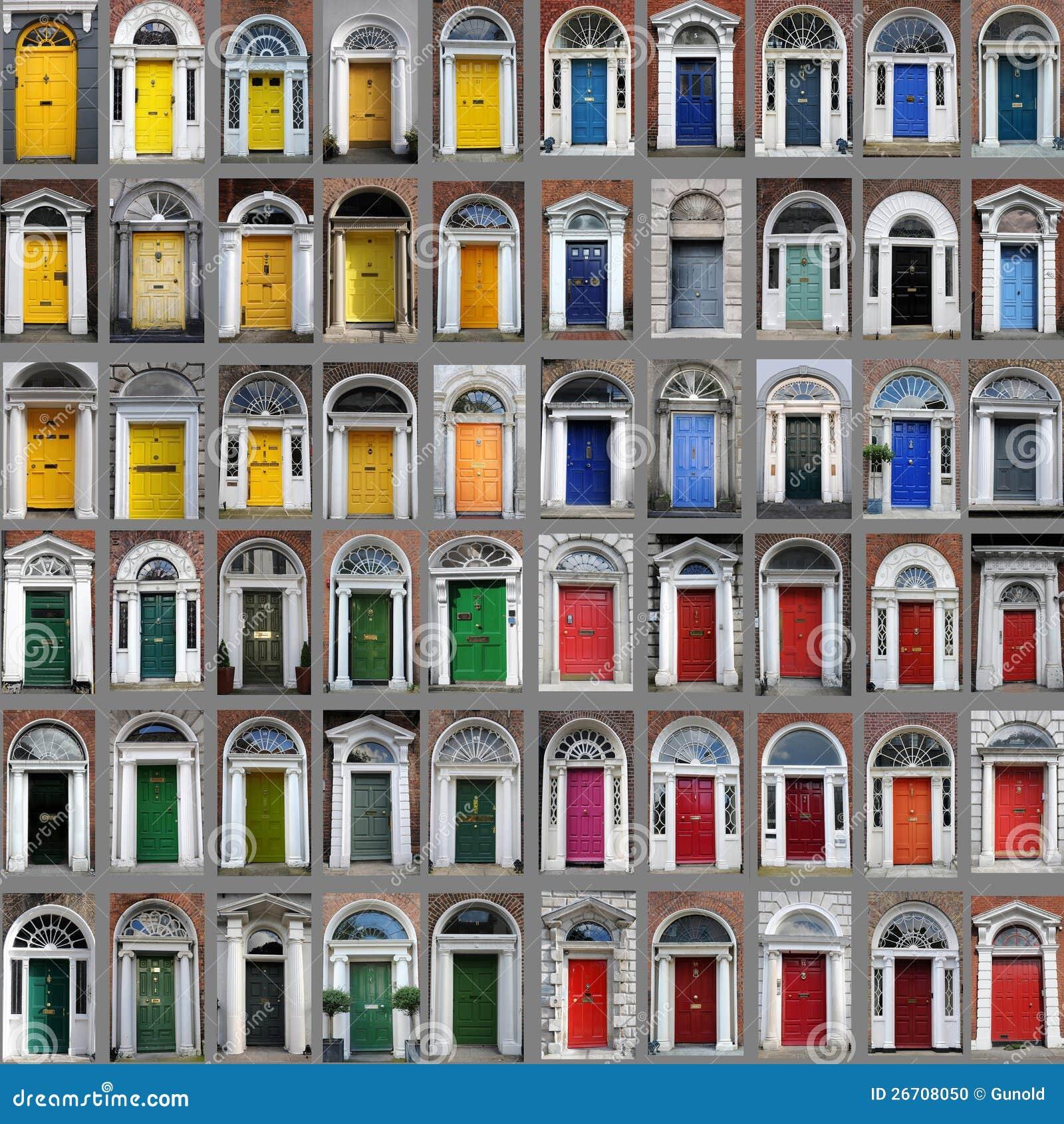 Puertas de Dublín