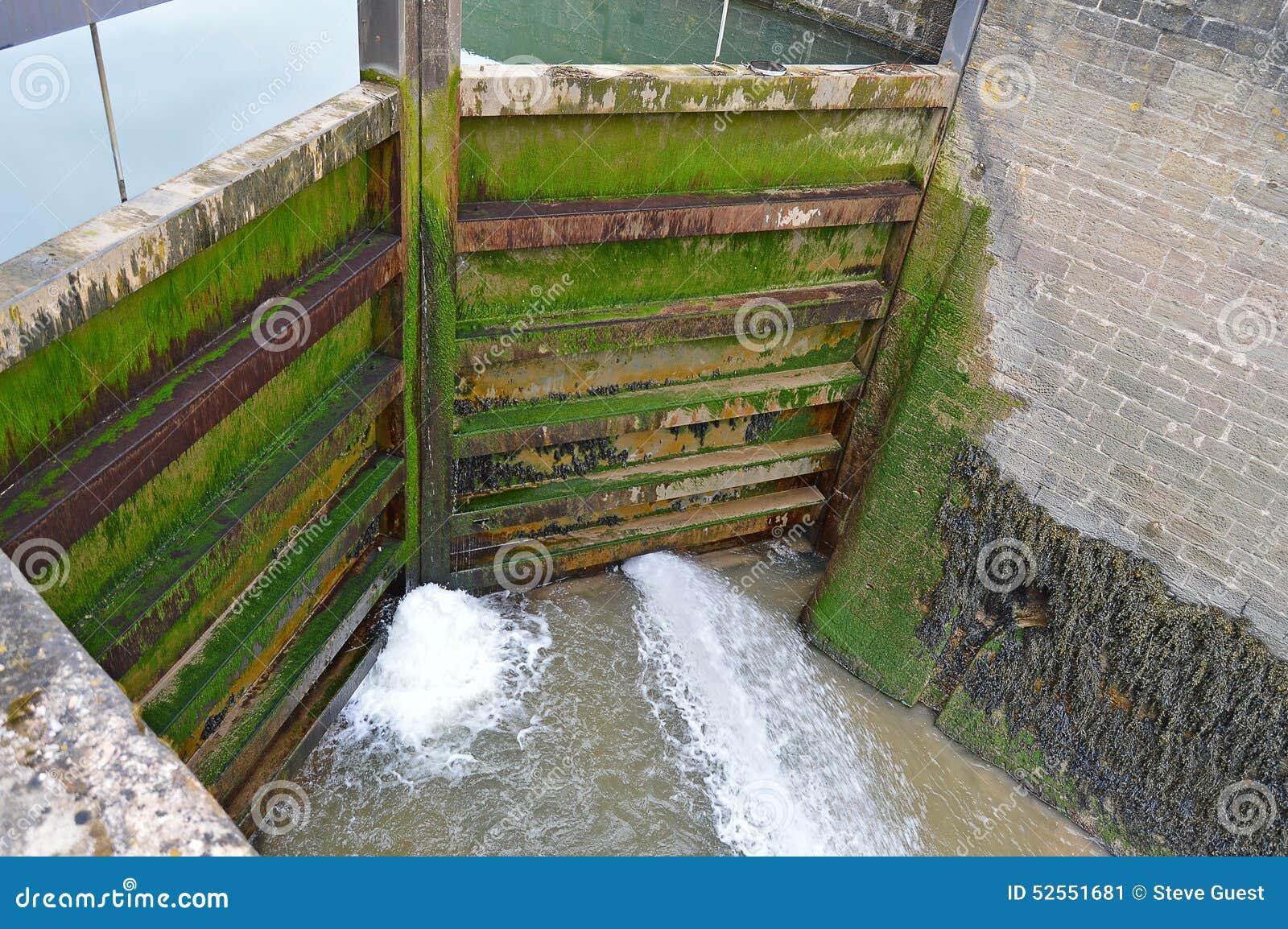 Puertas de esclusa