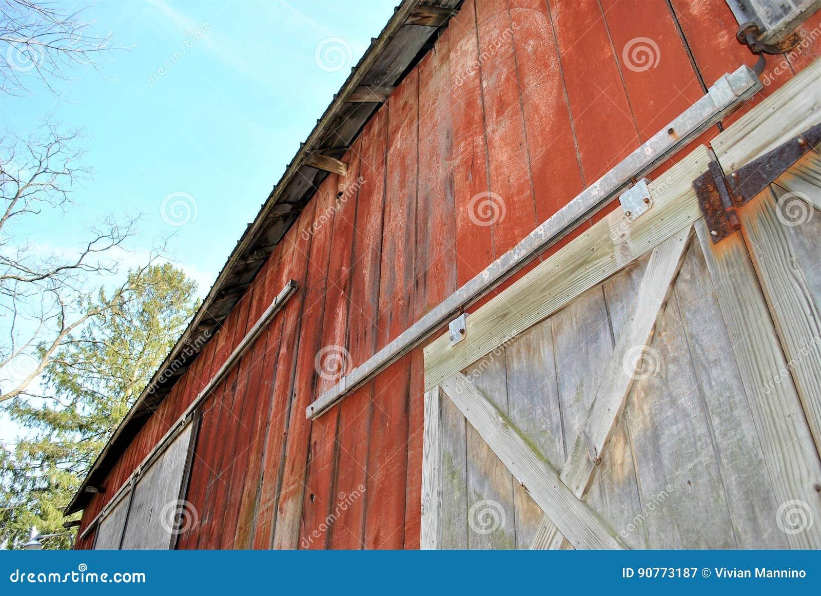 Puertas de granero grandes