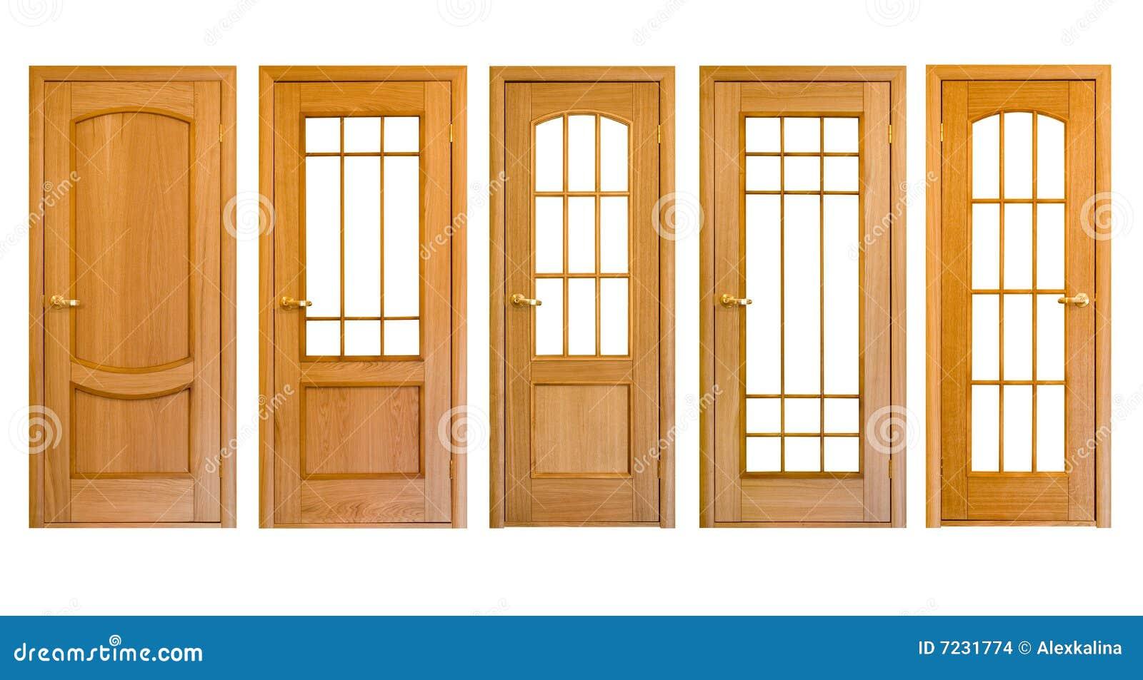 Puertas de madera imagenes de archivo imagen 7231774 for Puertas pivotantes madera