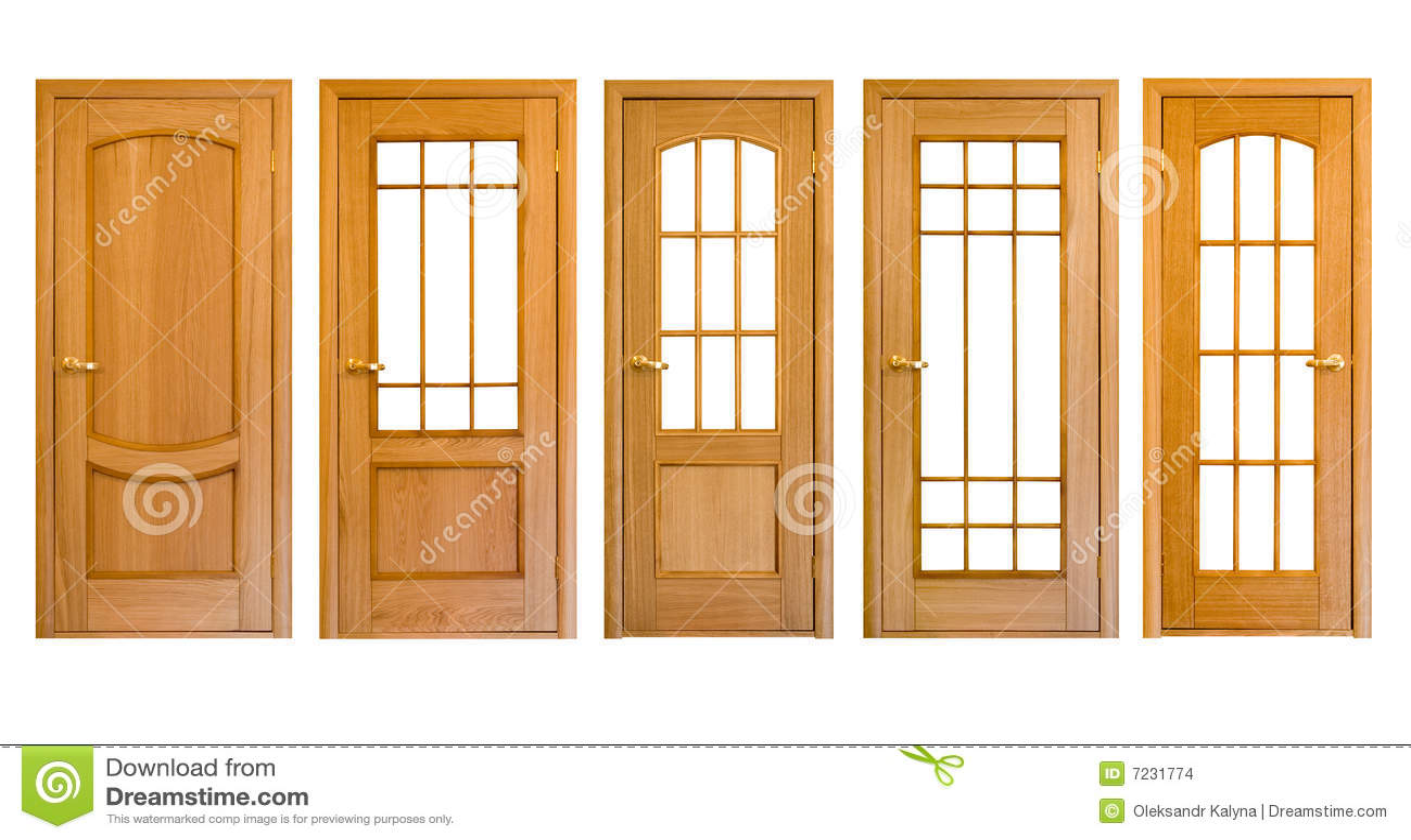 Puertas de madera imagenes de archivo imagen 7231774 for Imagenes de puertas de madera