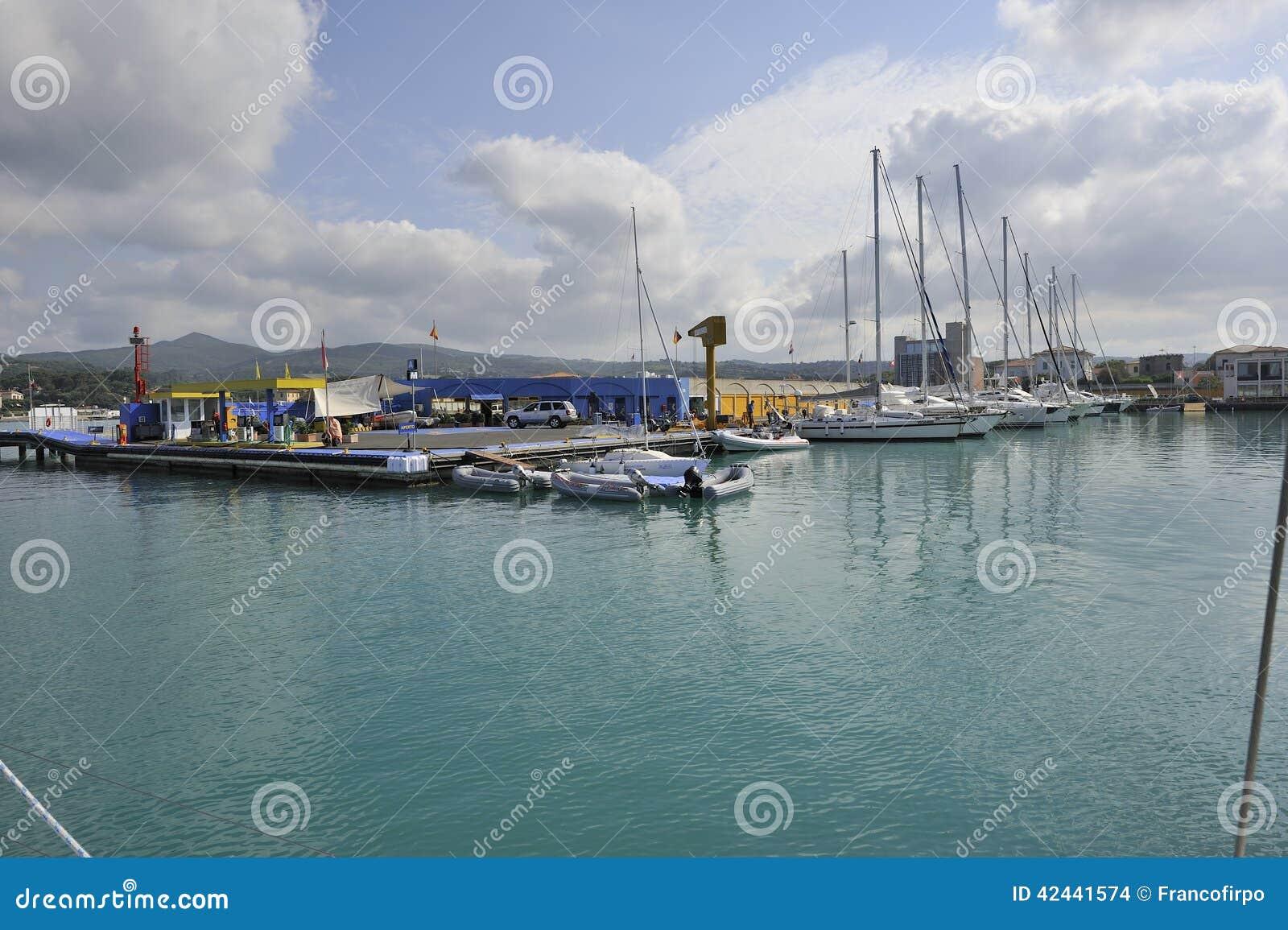 Puerto de Cala de medici