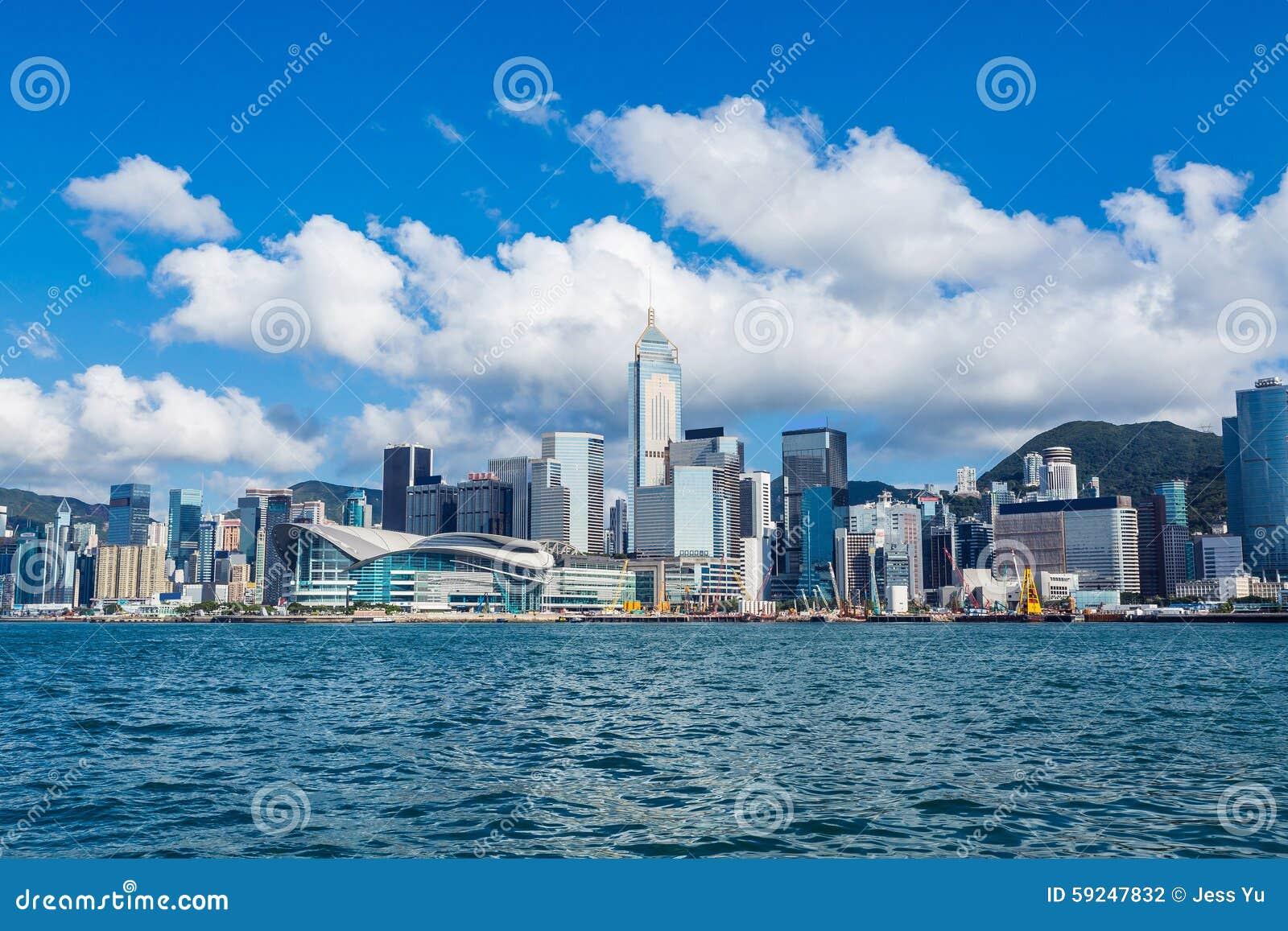Puerto de Hong-Kong