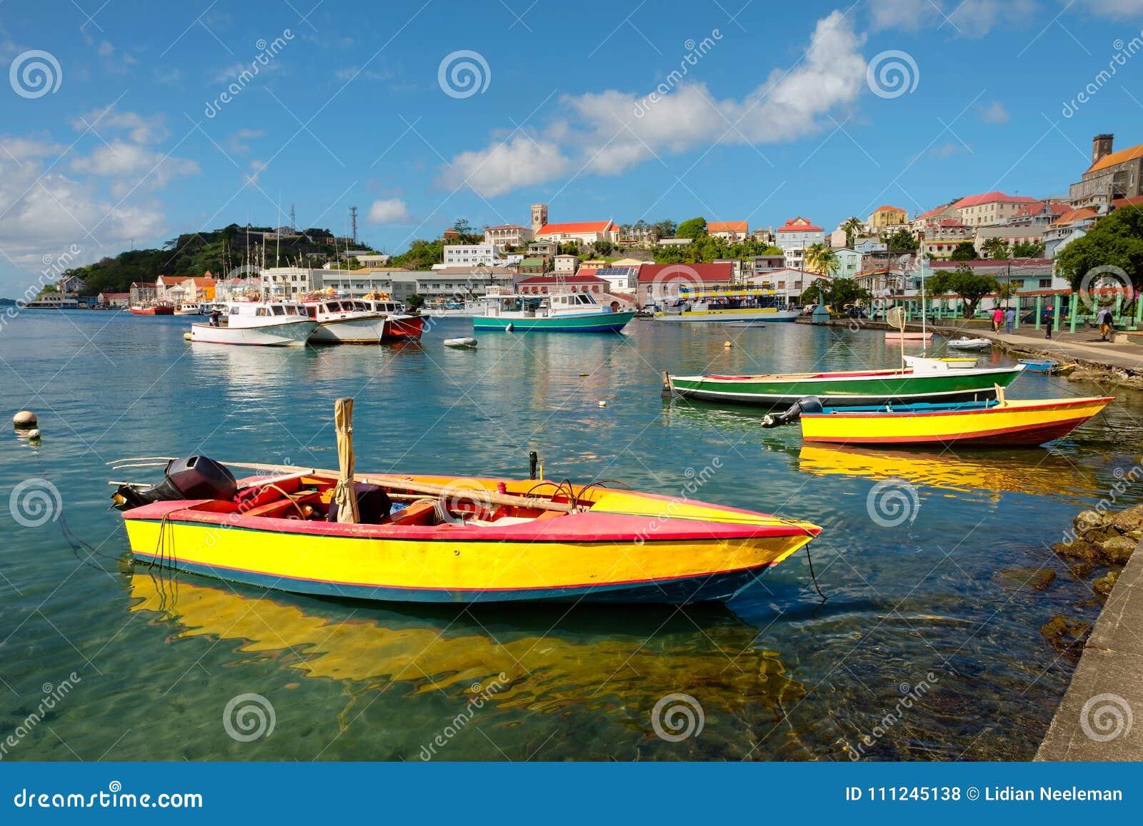 Puerto del ` s de San Jorge, Grenada