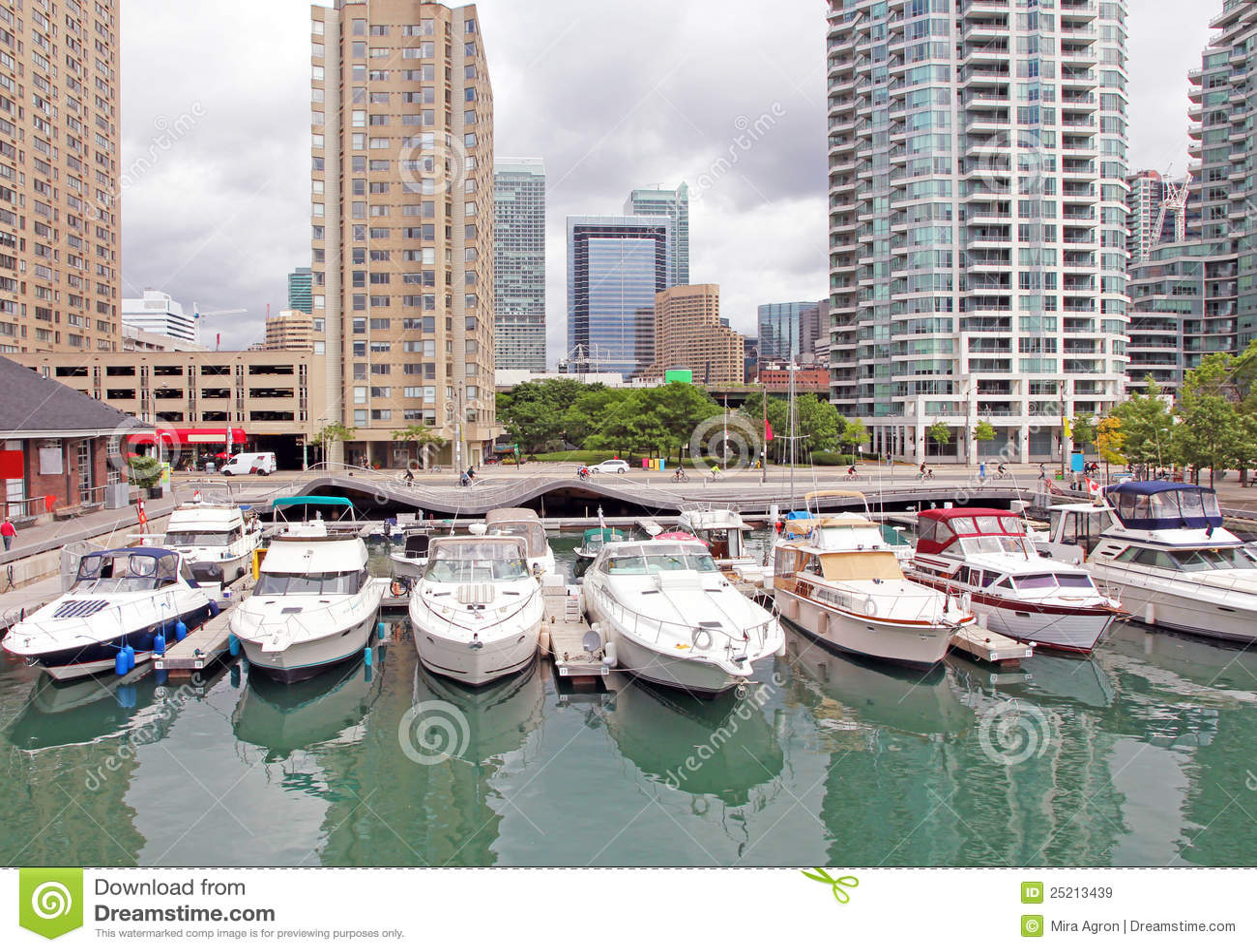 Puerto deportivo de Toronto