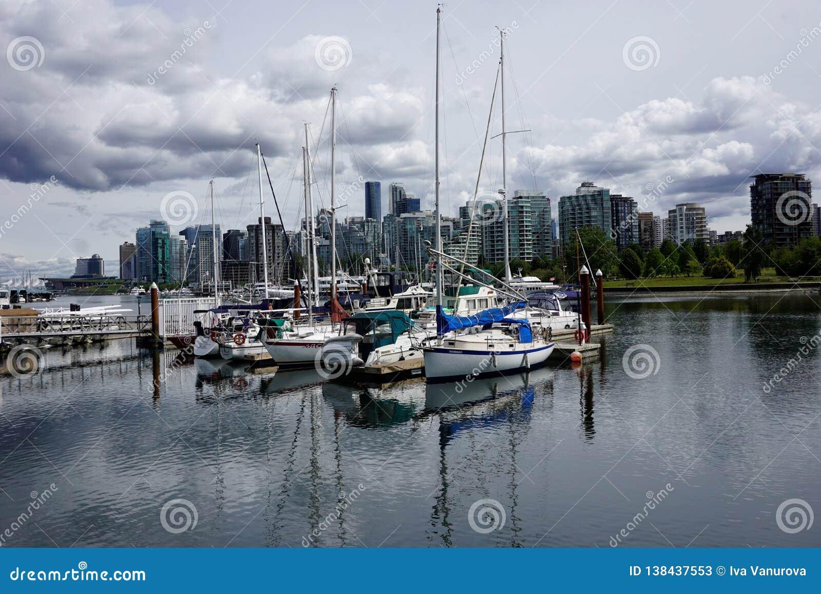 Puerto en Vancouver