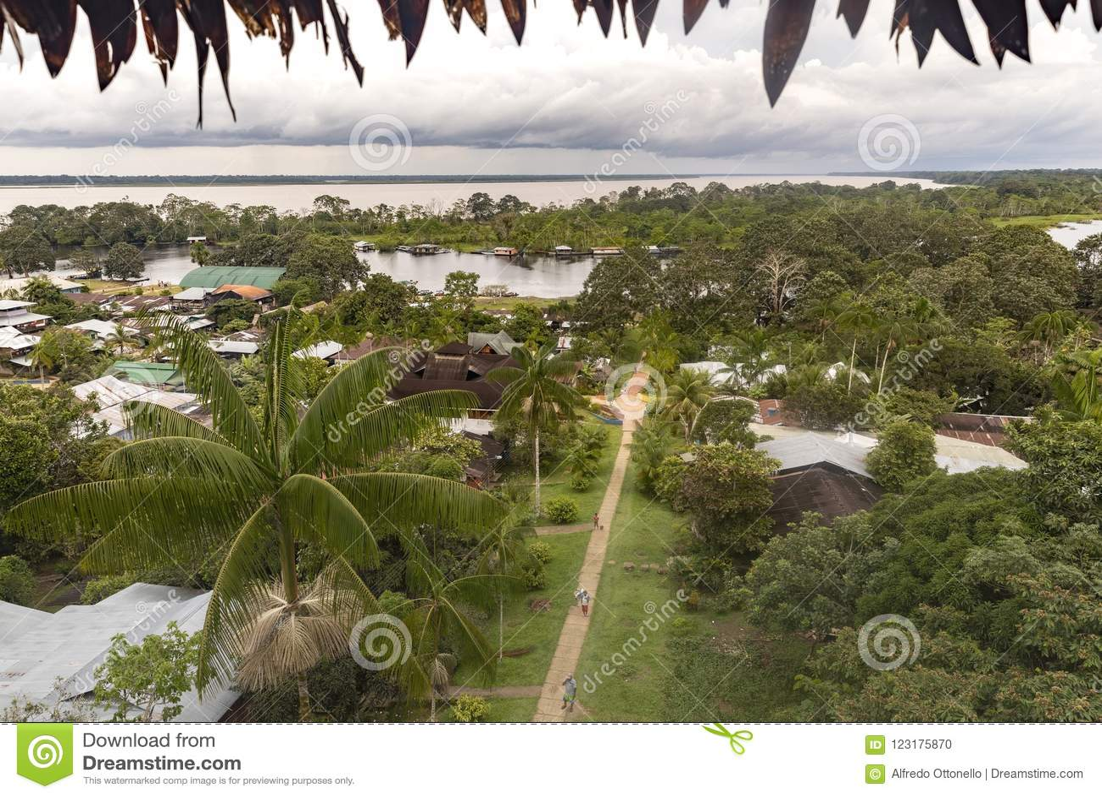 Puerto Nariño, Amazonas, Колумбия