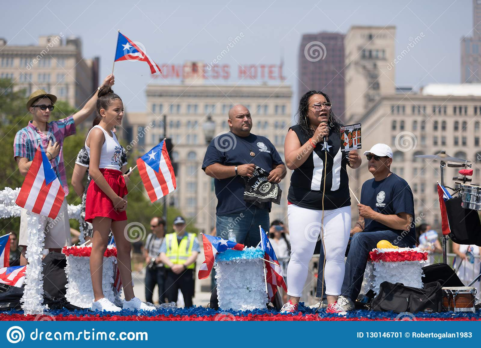 The Puerto Rican Day Parade 2018