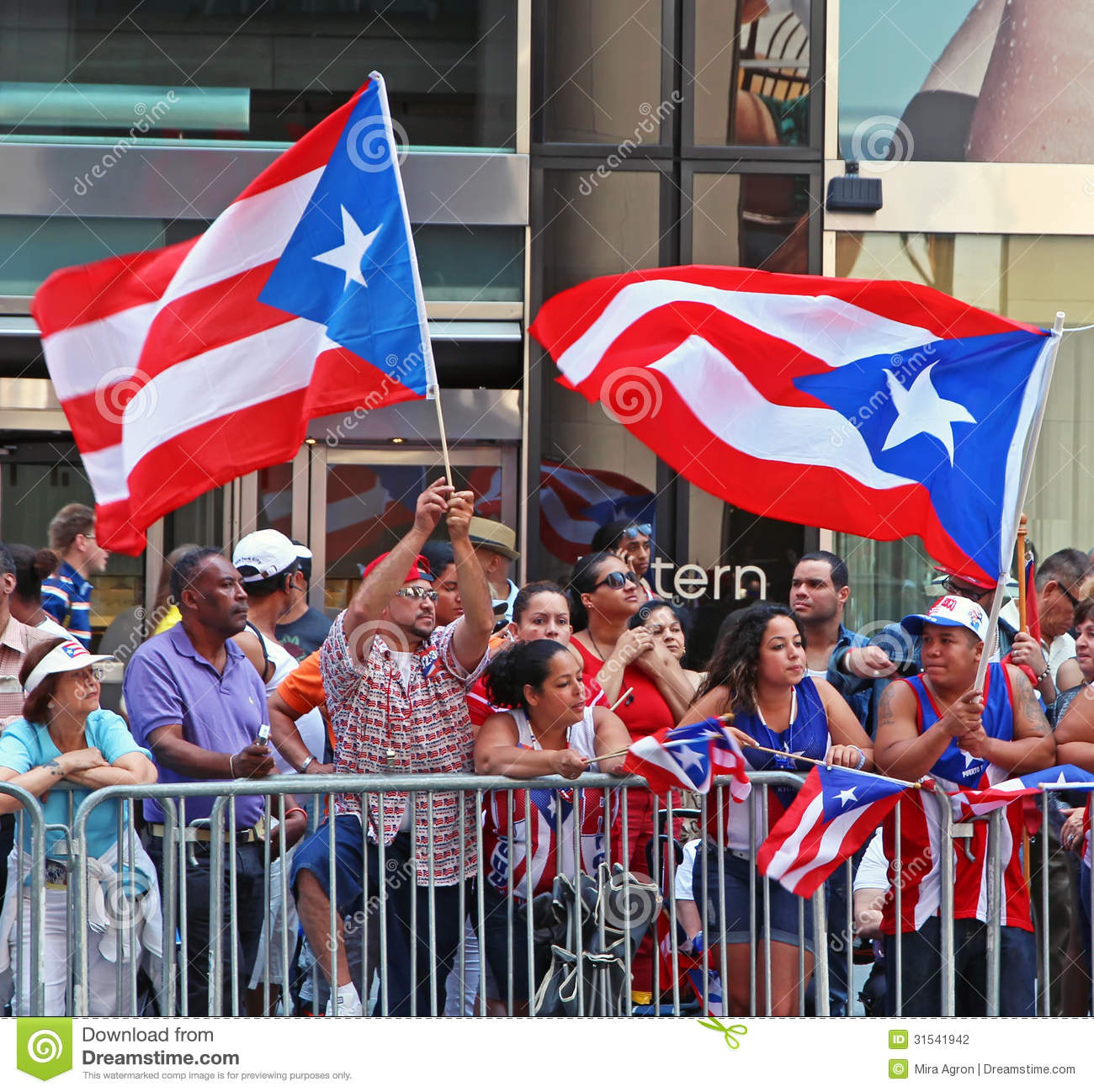 puerto rico flag day