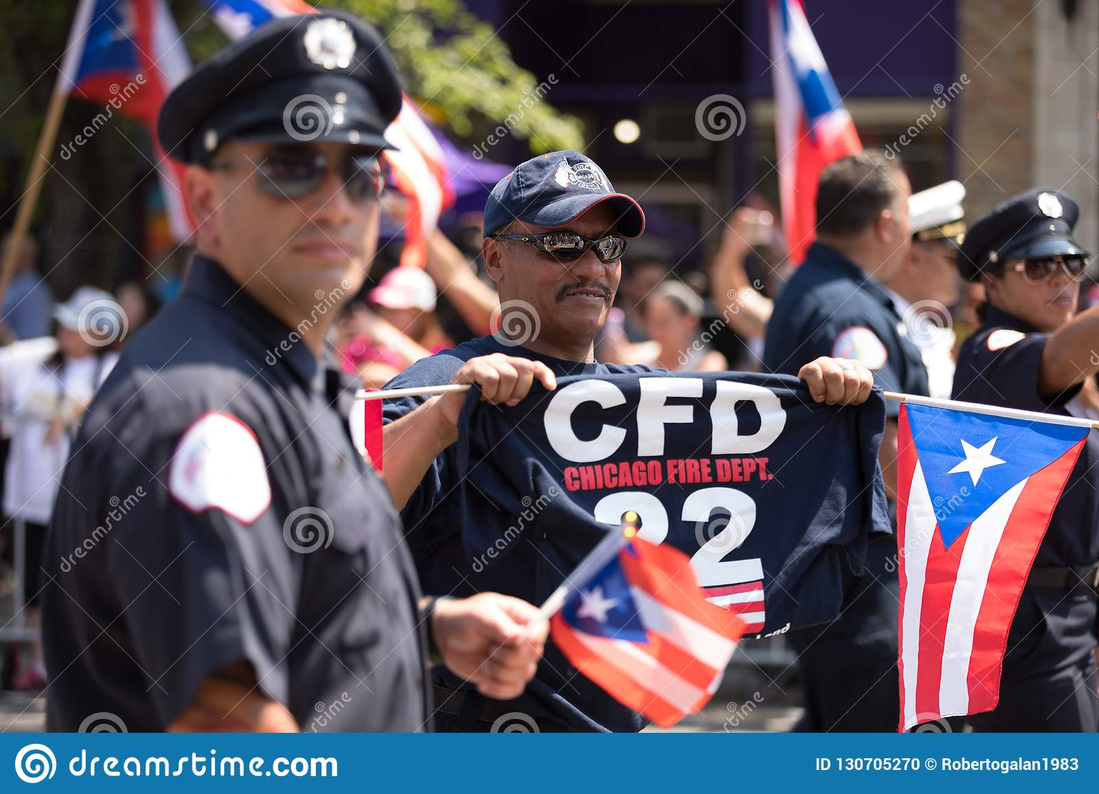 The Puerto Rican People`s Parade