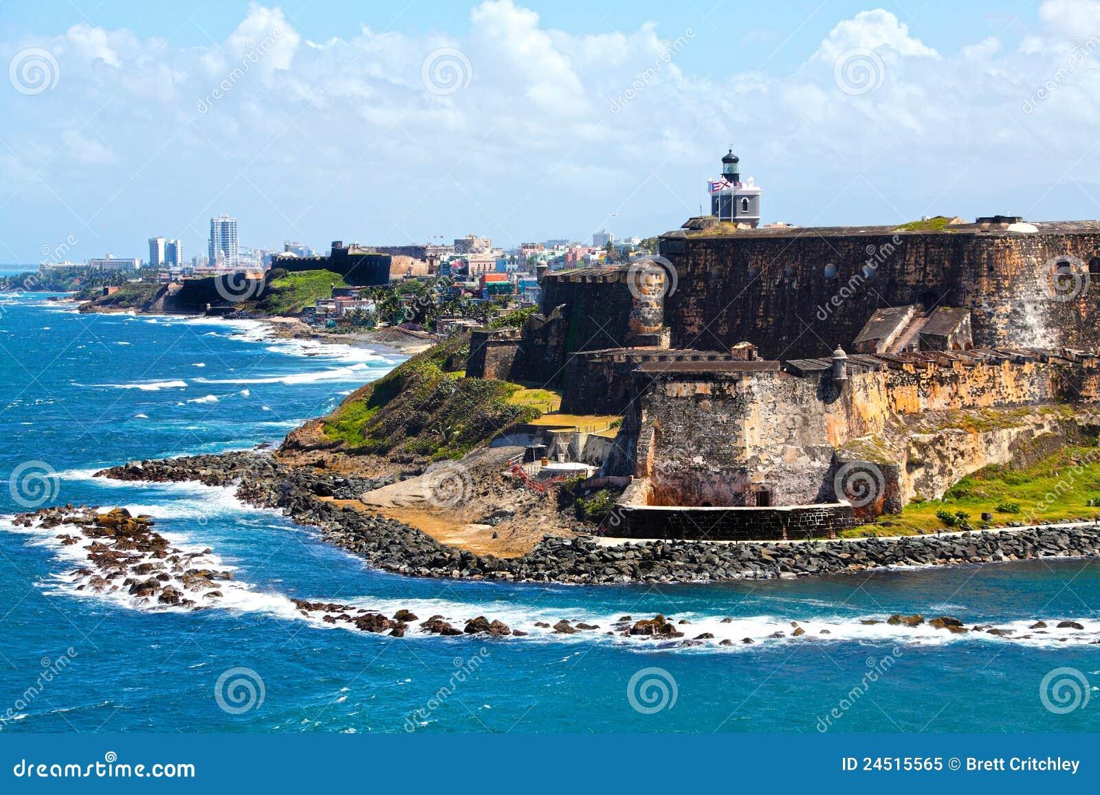 Puerto Rico as Caraíbas