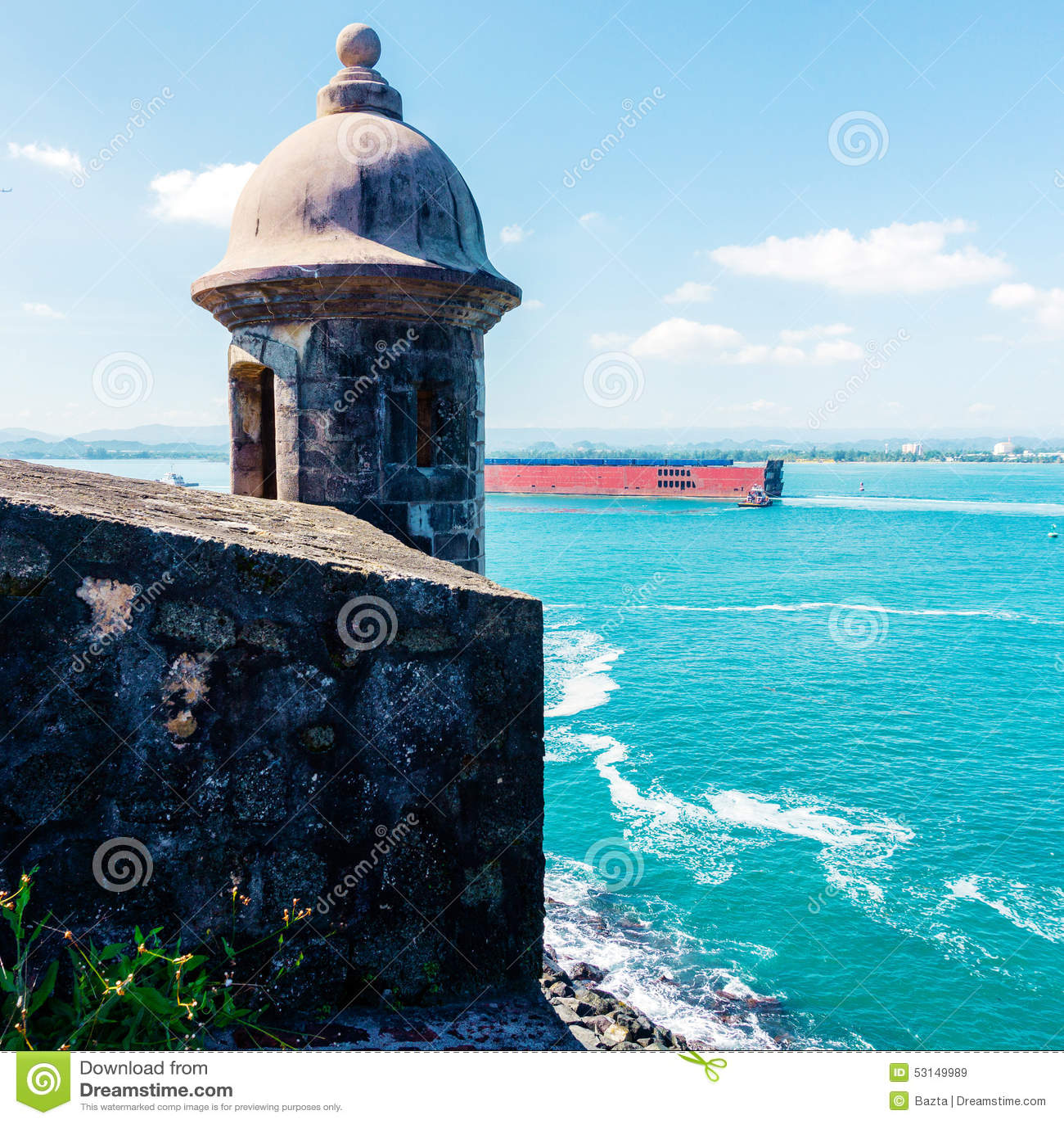 Puerto Rico landcape