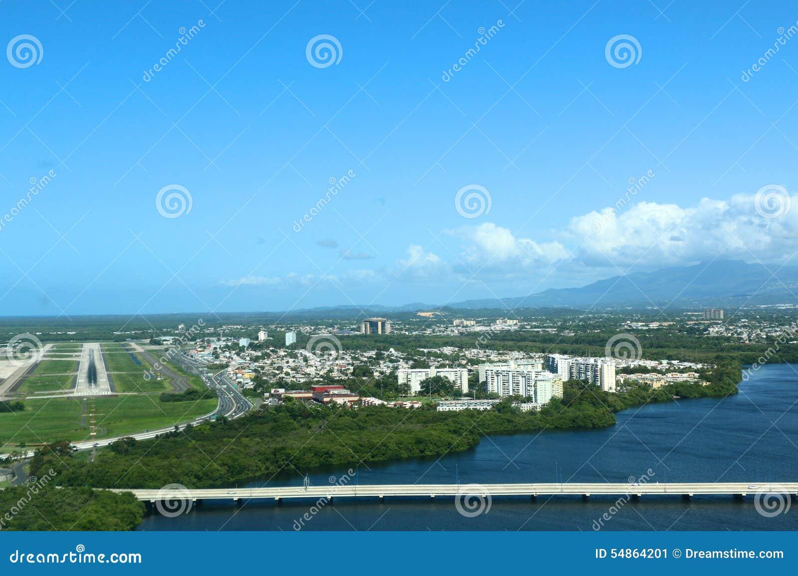Puerto Rico van de hemel
