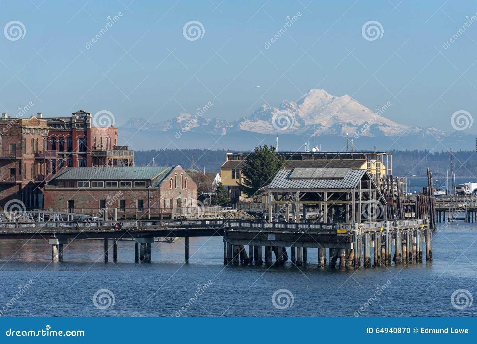 Puerto Townsend, Washington