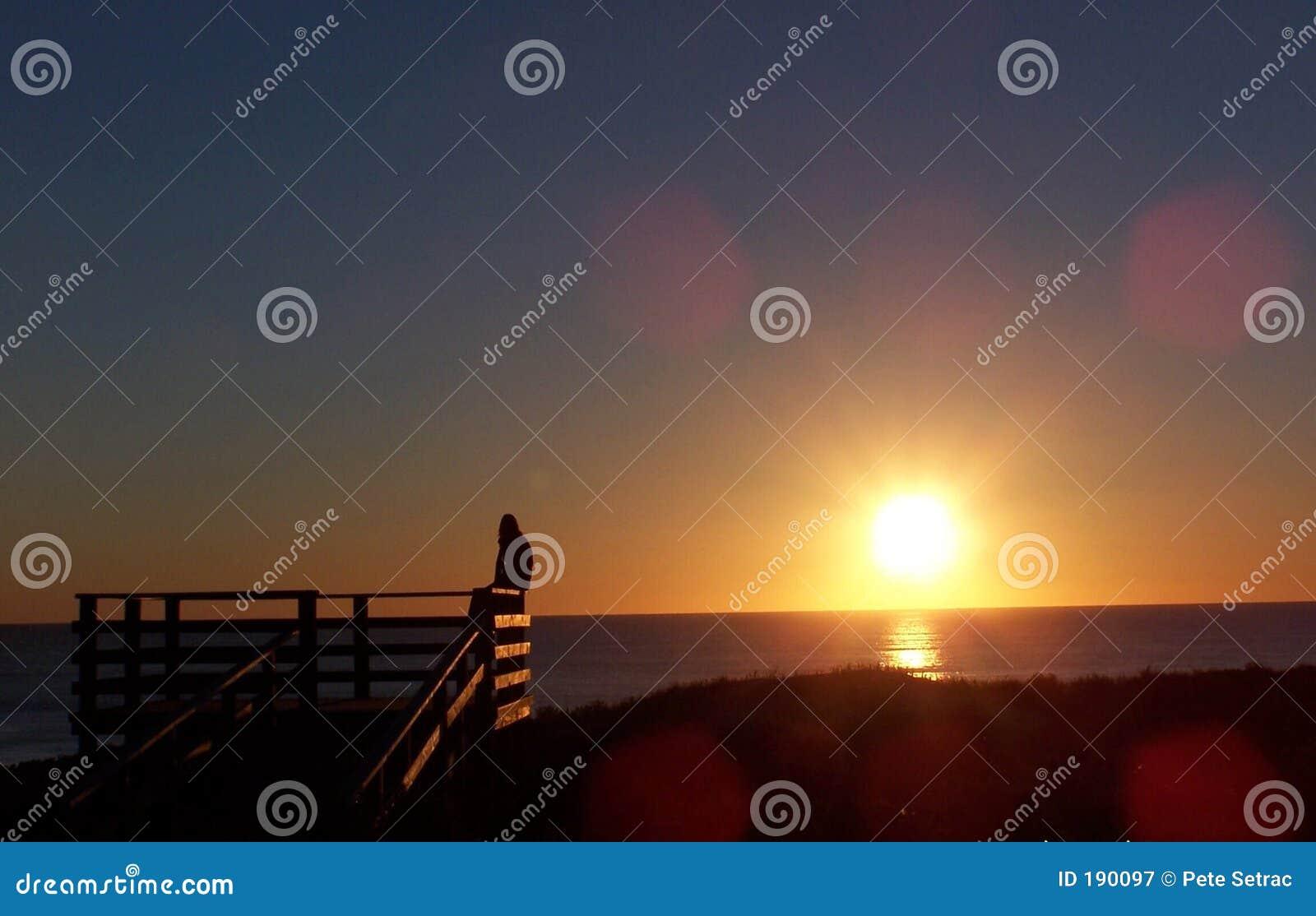 Puesta del sol 4