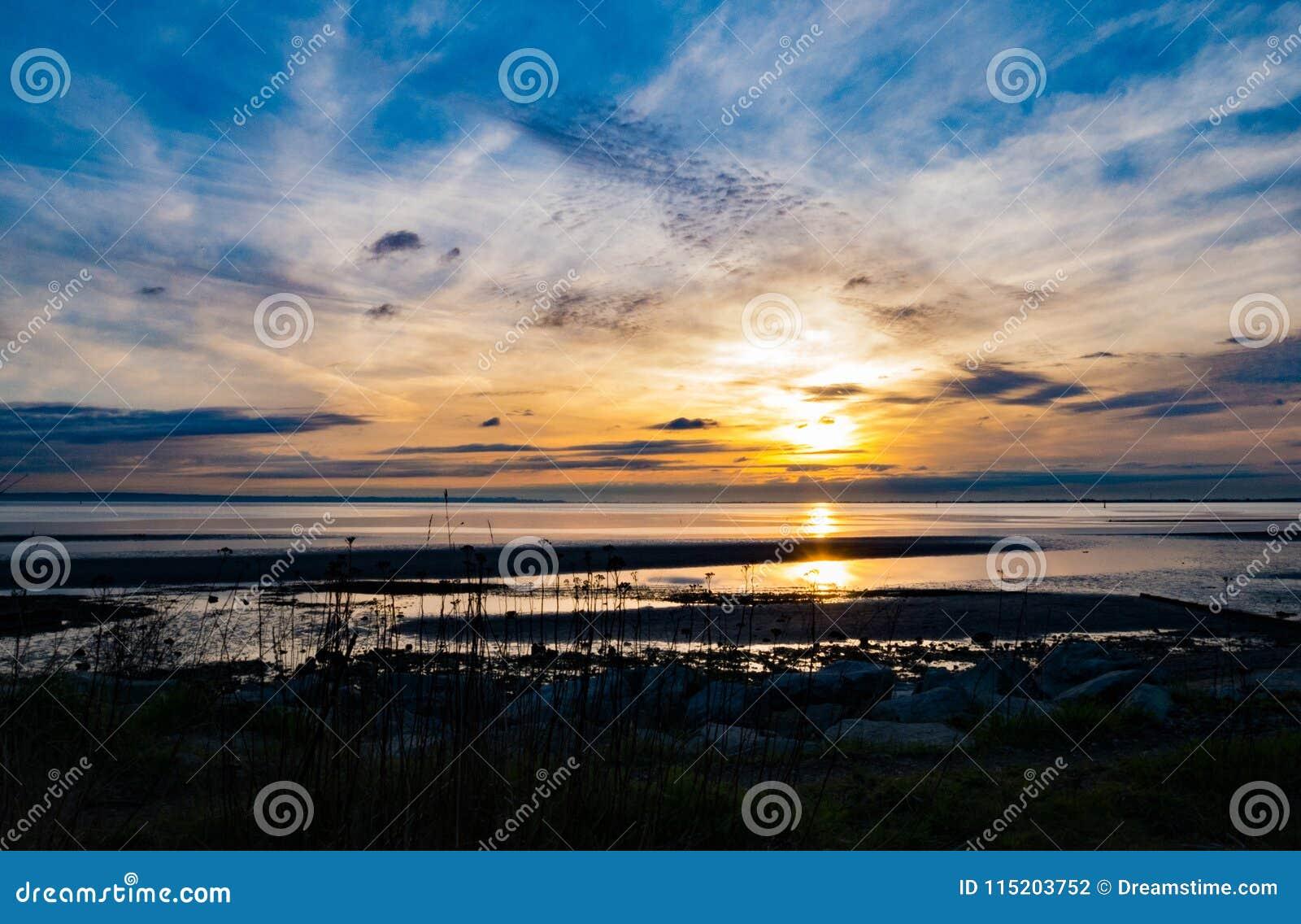 Puesta del sol beach_2