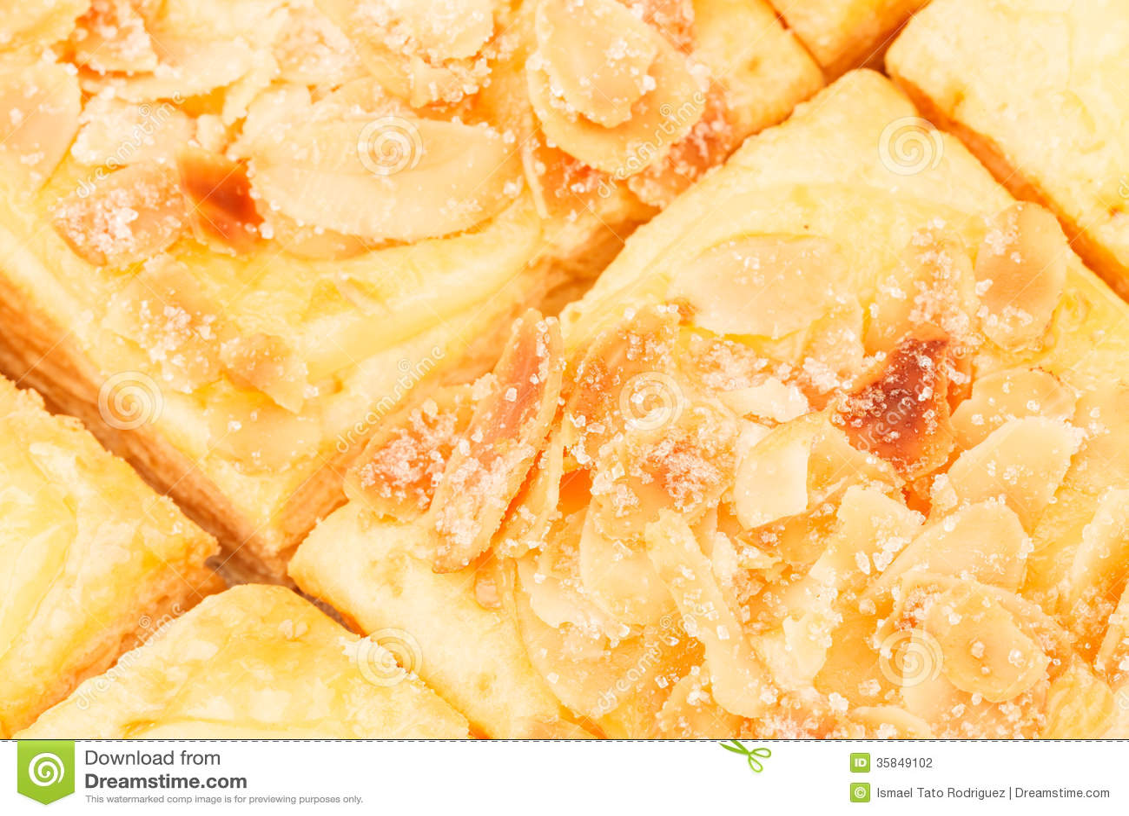 Sugar Puff Cakes