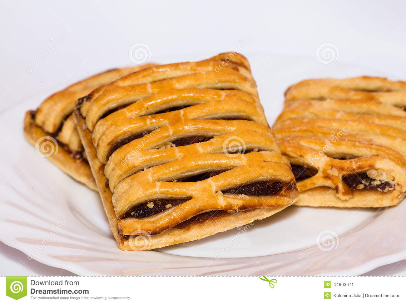 Puff Pastry Stock Photo - Image: 44903071