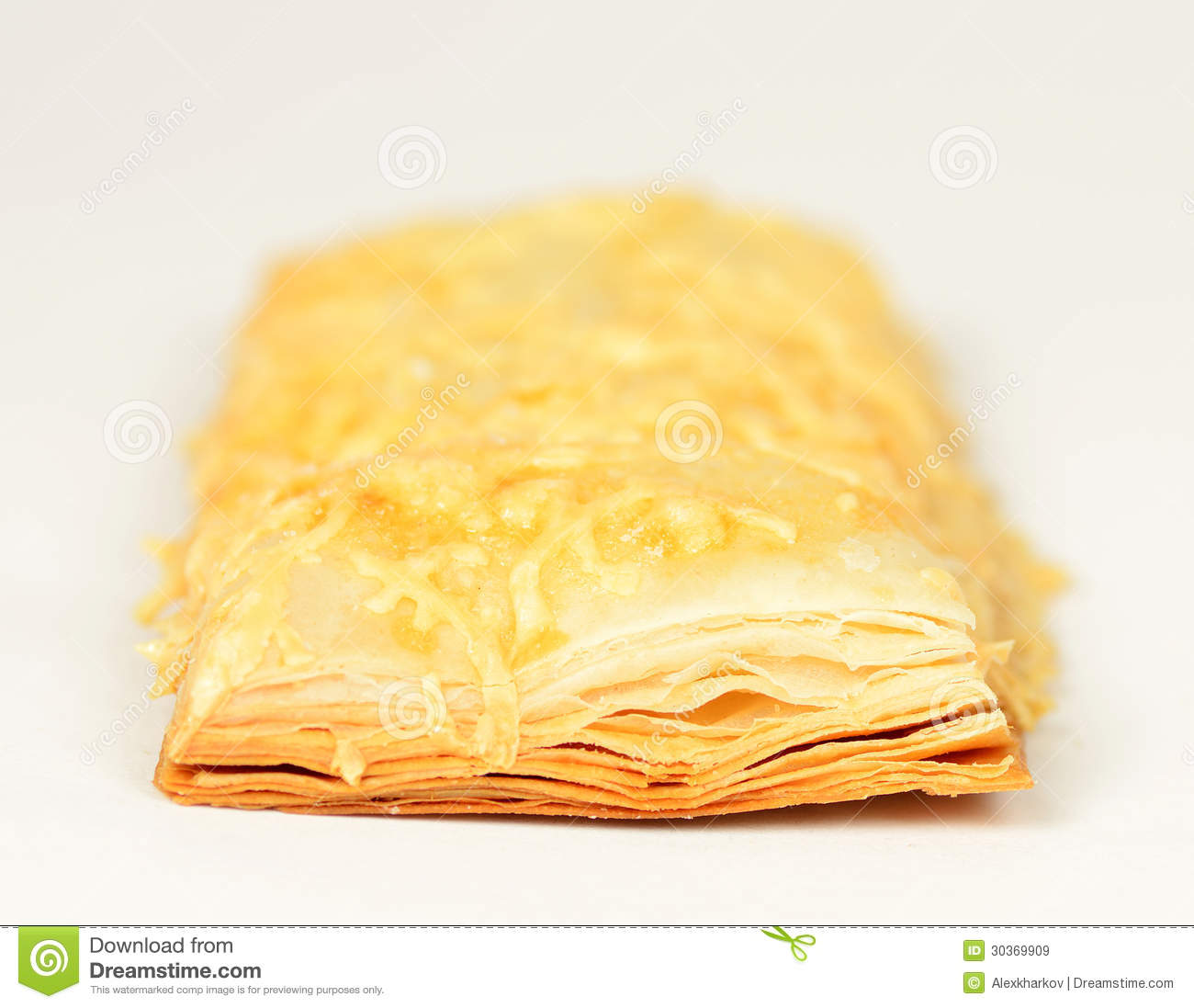 Puff Pastry Royalty Free Stock Images - Image: 30369909