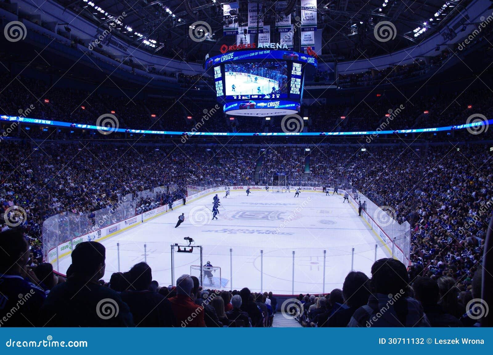 Puissance de serviette dans le NHL