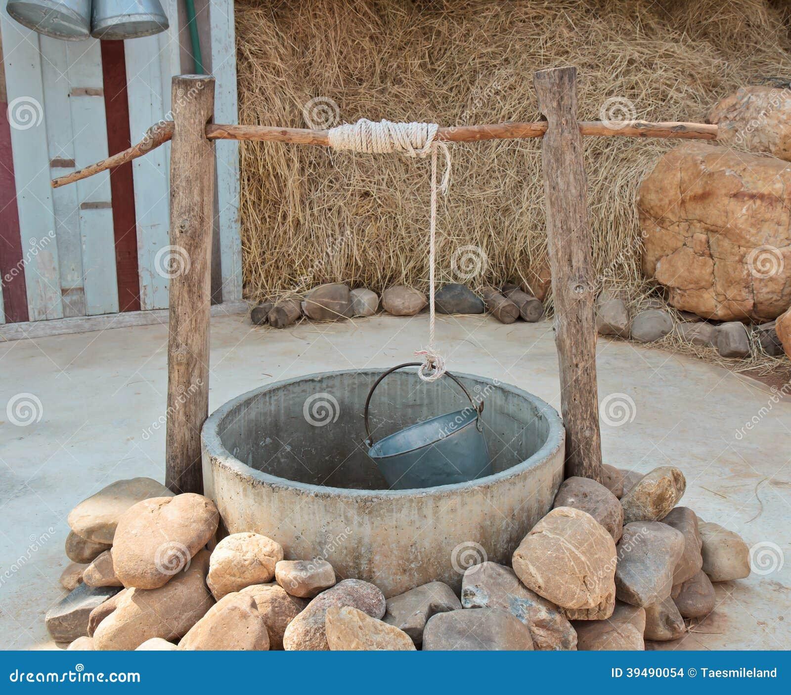 Puits d eau