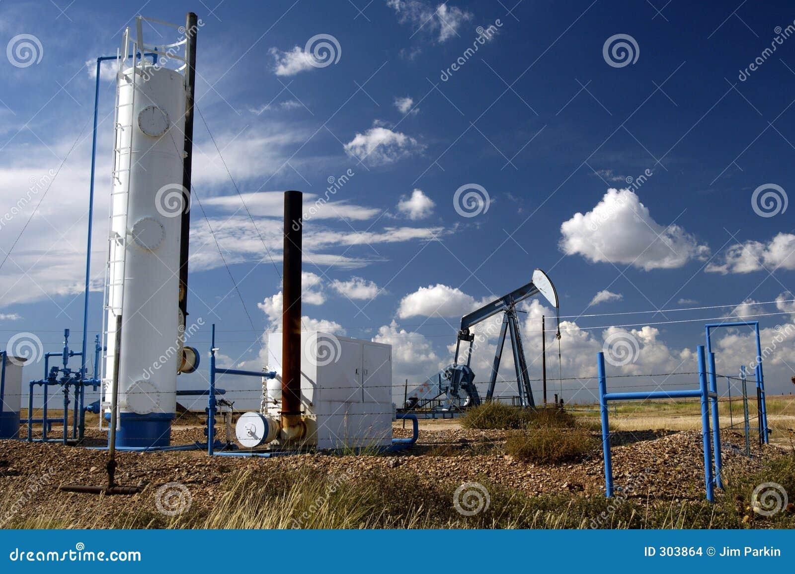 Puits de pétrole 23