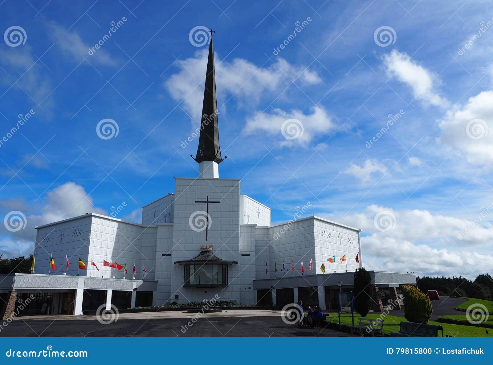 Puknięcie katedra Irlandia