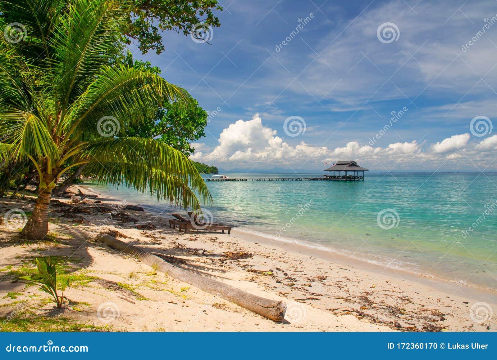 Pulau Tiga - Survivor Island - Sabah, Malaysian Borneo