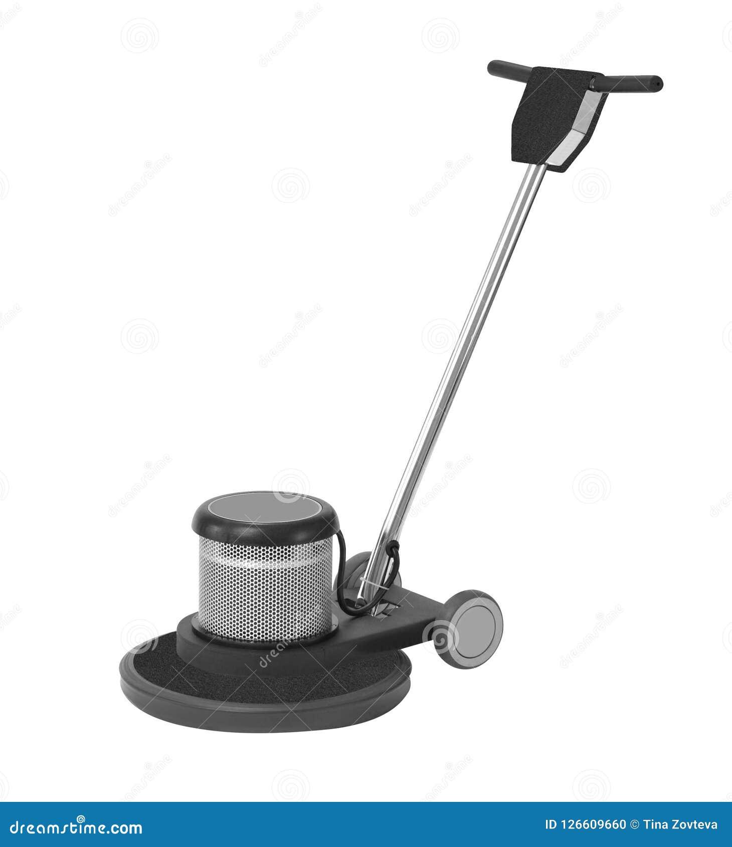 Pulidor de piso aislado