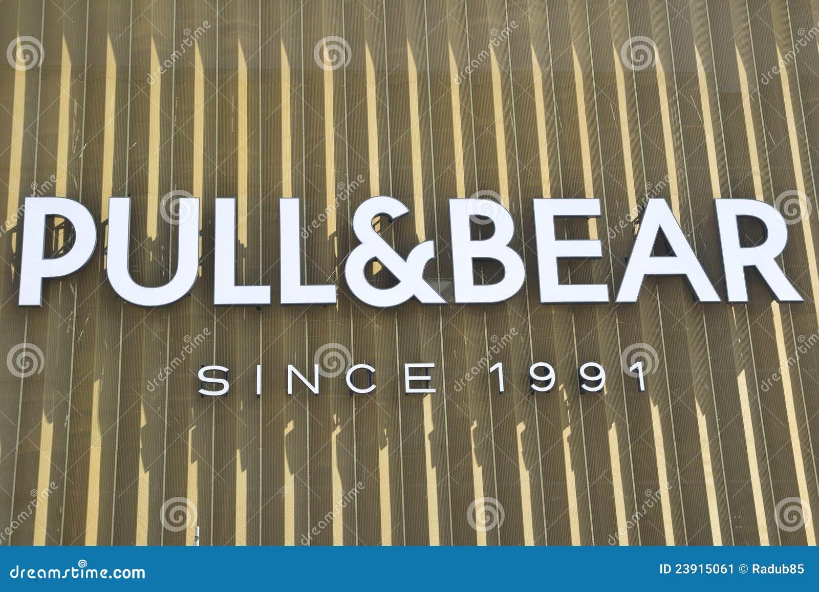 Pull And Bear Logo edi...M Home Logo Design