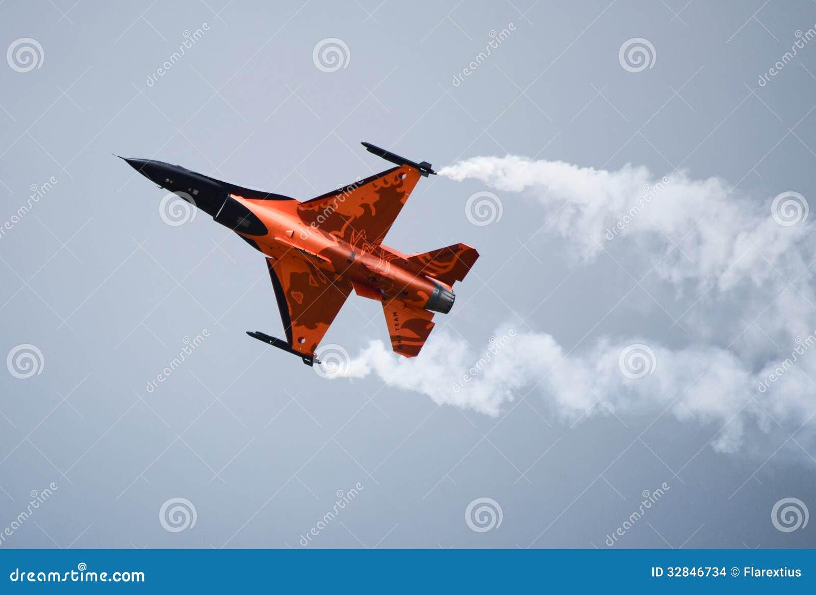 Pullover F16 Oange