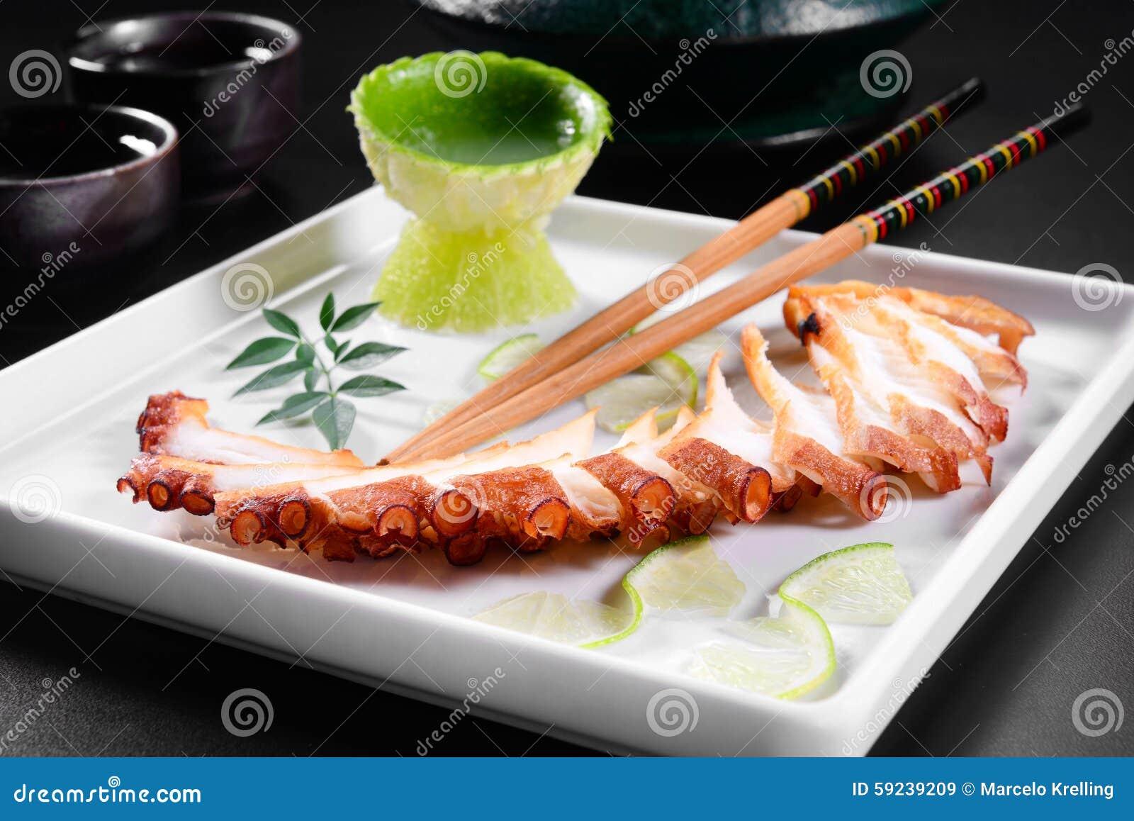 Download Pulpo imagen de archivo. Imagen de cocinado, sano, mediterráneo - 59239209