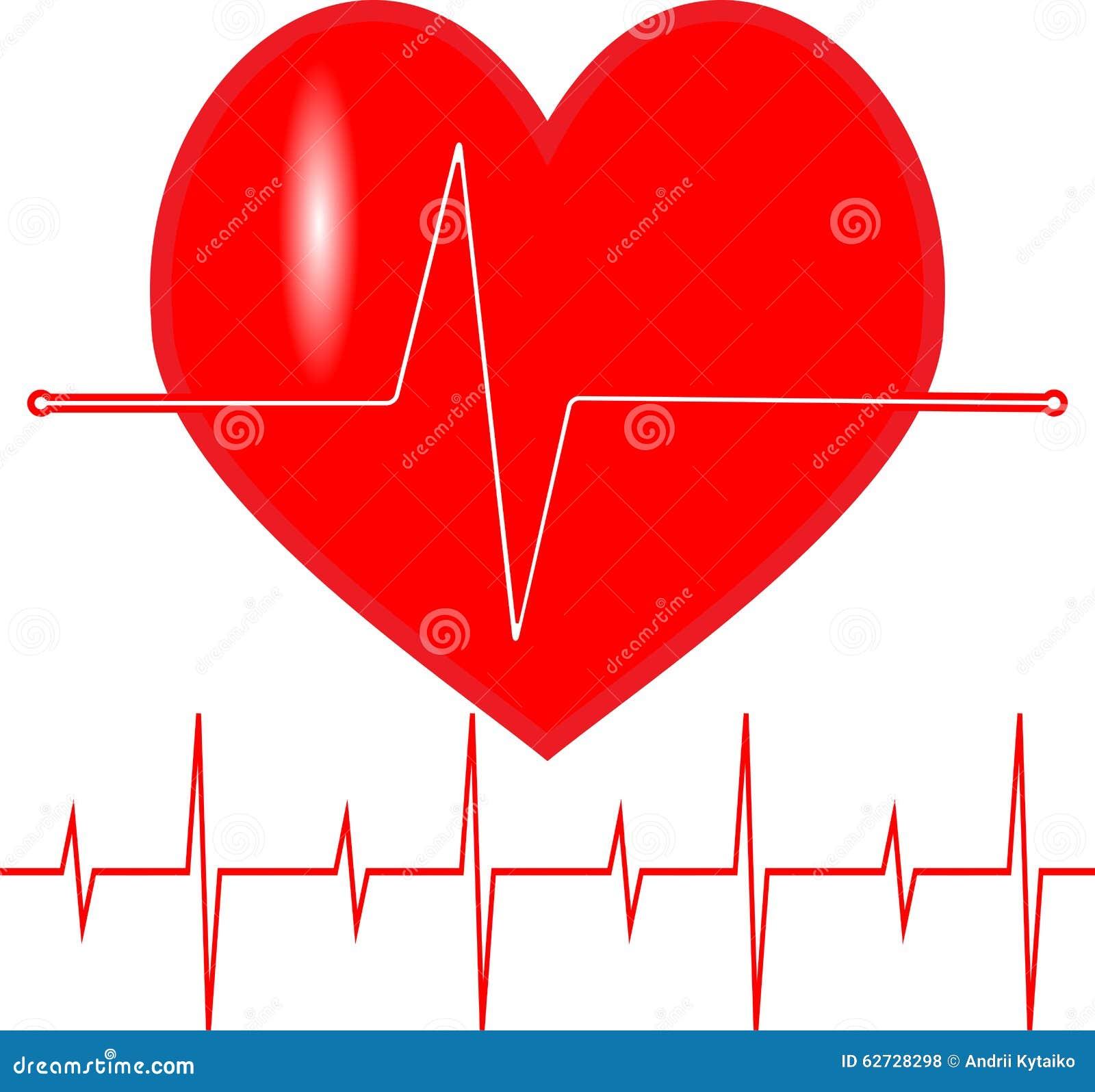 pulse heartbeat icon stock illustration illustration of design 62728298. Black Bedroom Furniture Sets. Home Design Ideas