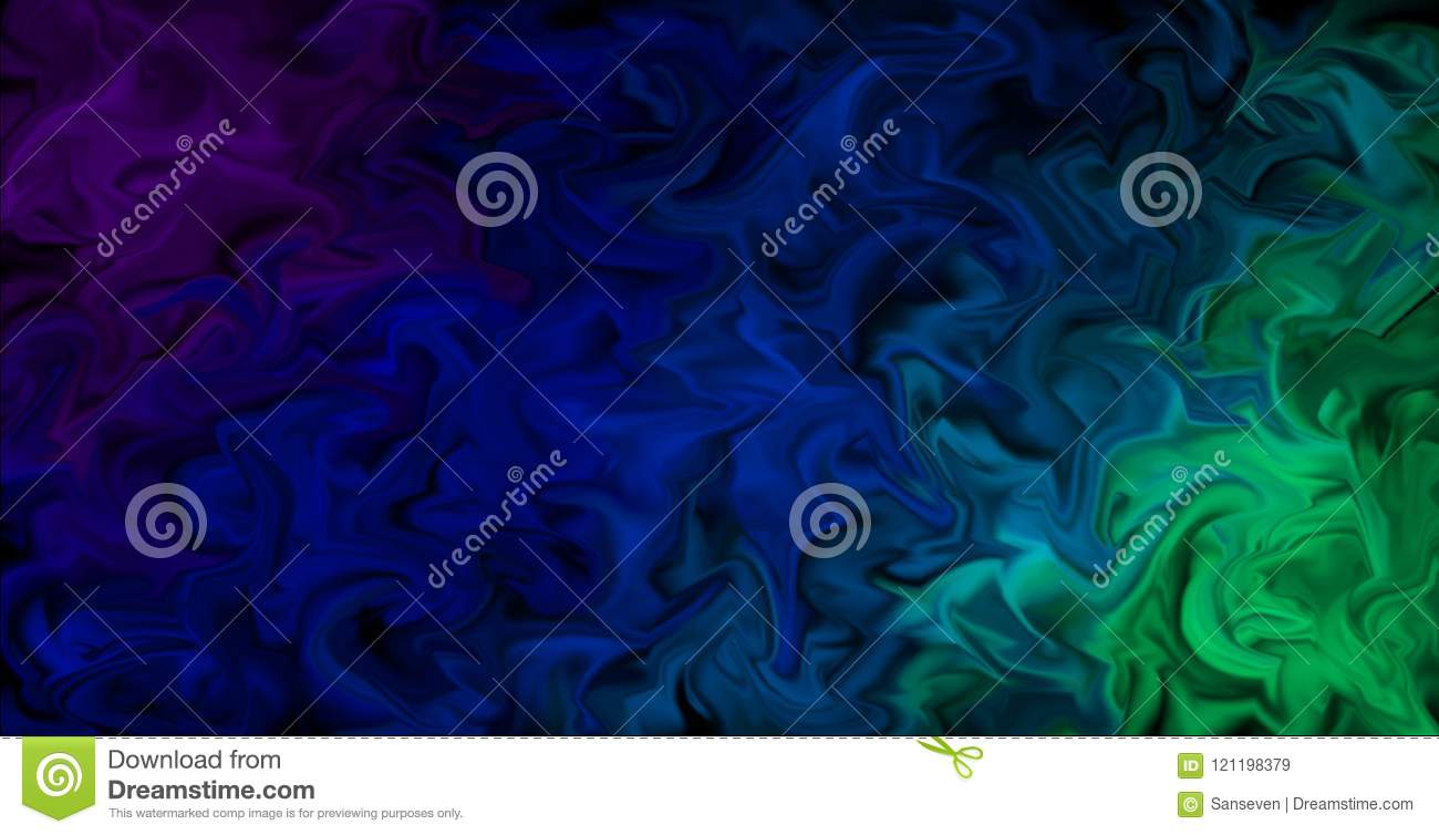 Pulsing Smeared Colors Wallpaper - Abstract artistic background, colors in motion