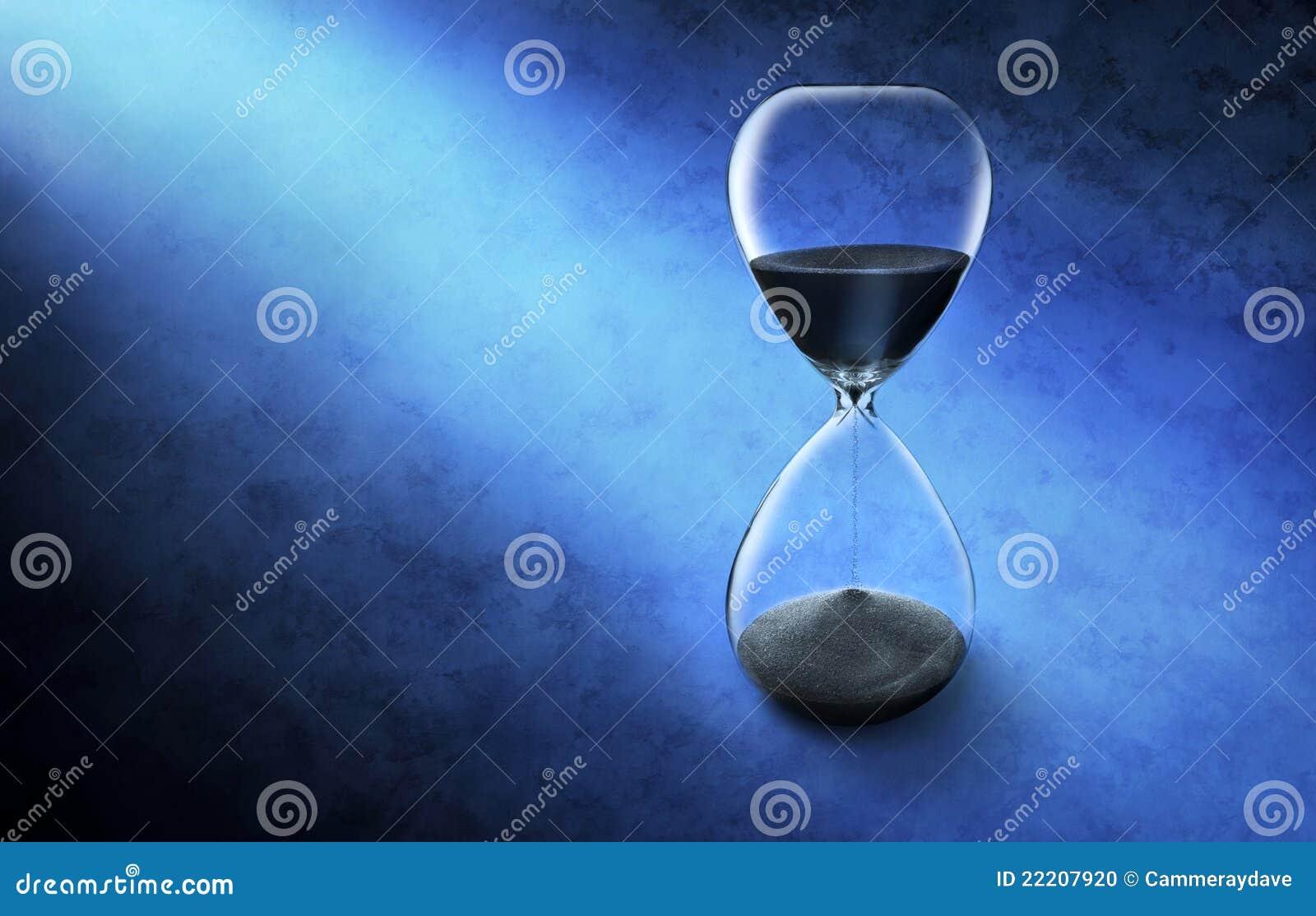 Pulso de disparo de tempo do Hourglass