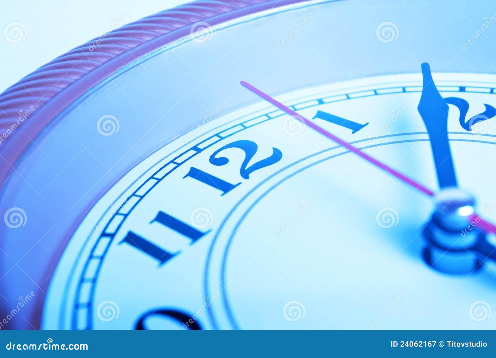 Pulso de disparo do conceito do tempo